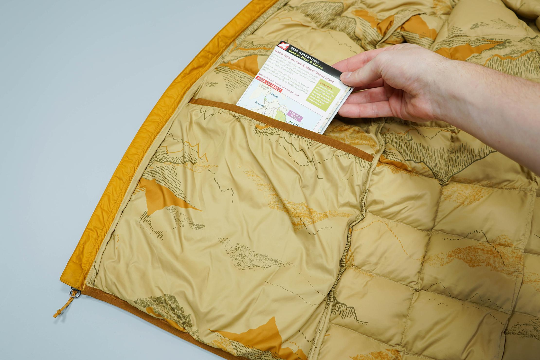REI 650 Down Jacket 2.0 Inside Pocket