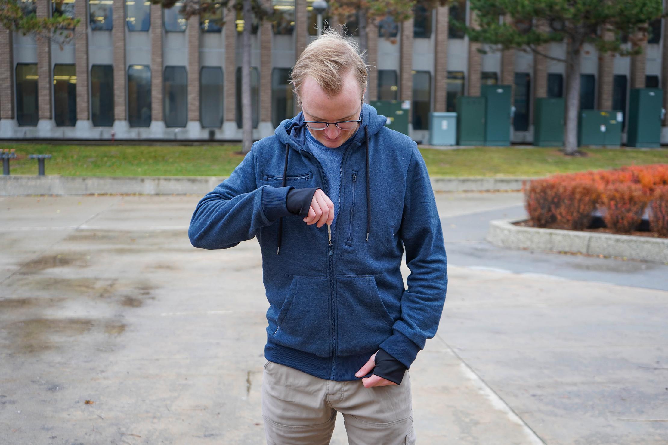 BauBax Sweatshirt 2.0 In Detroit