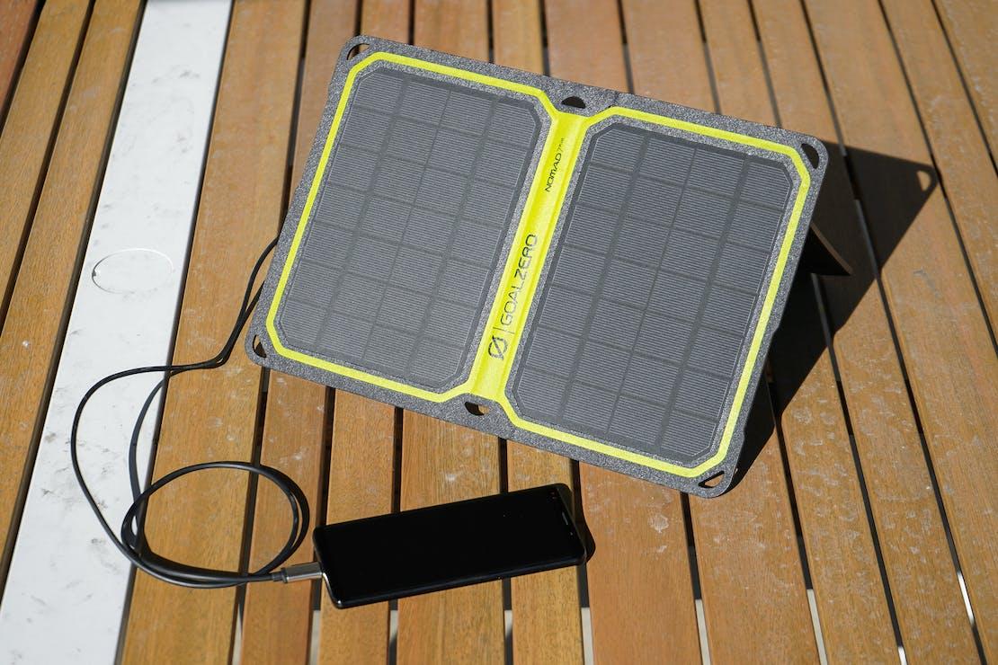 Goal Zero Nomad 7 Plus Solar Panel 7W