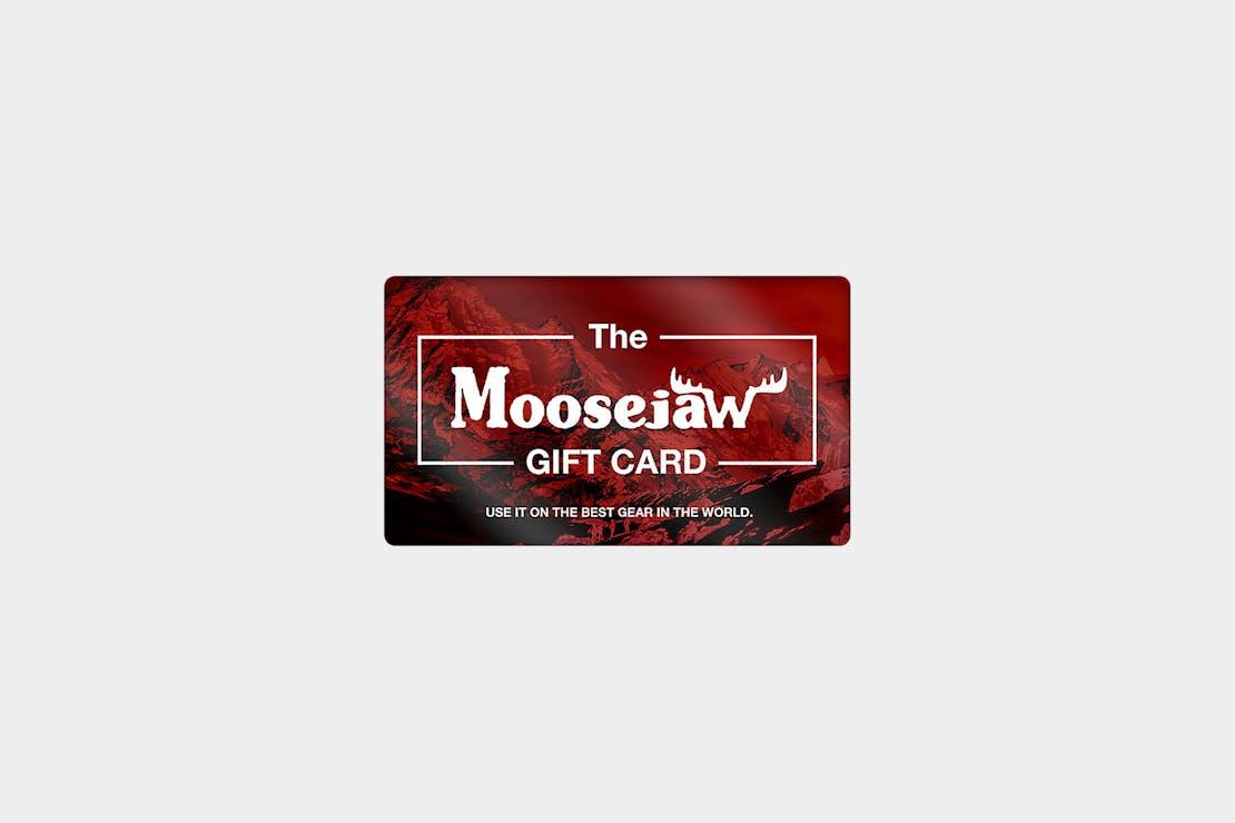 Moosejaw Gift Card