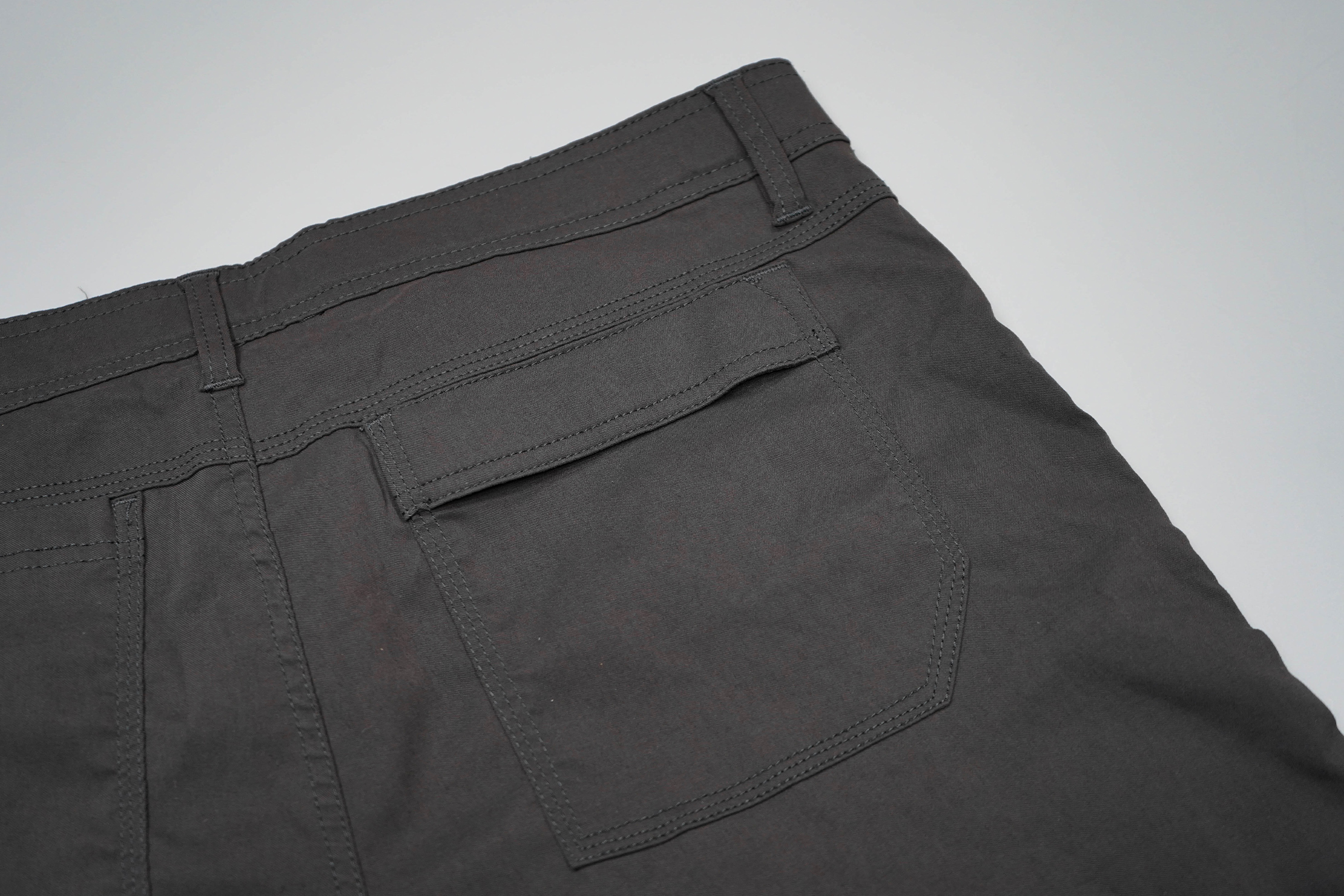 prAna Stretch Zion Pant Back Pocket
