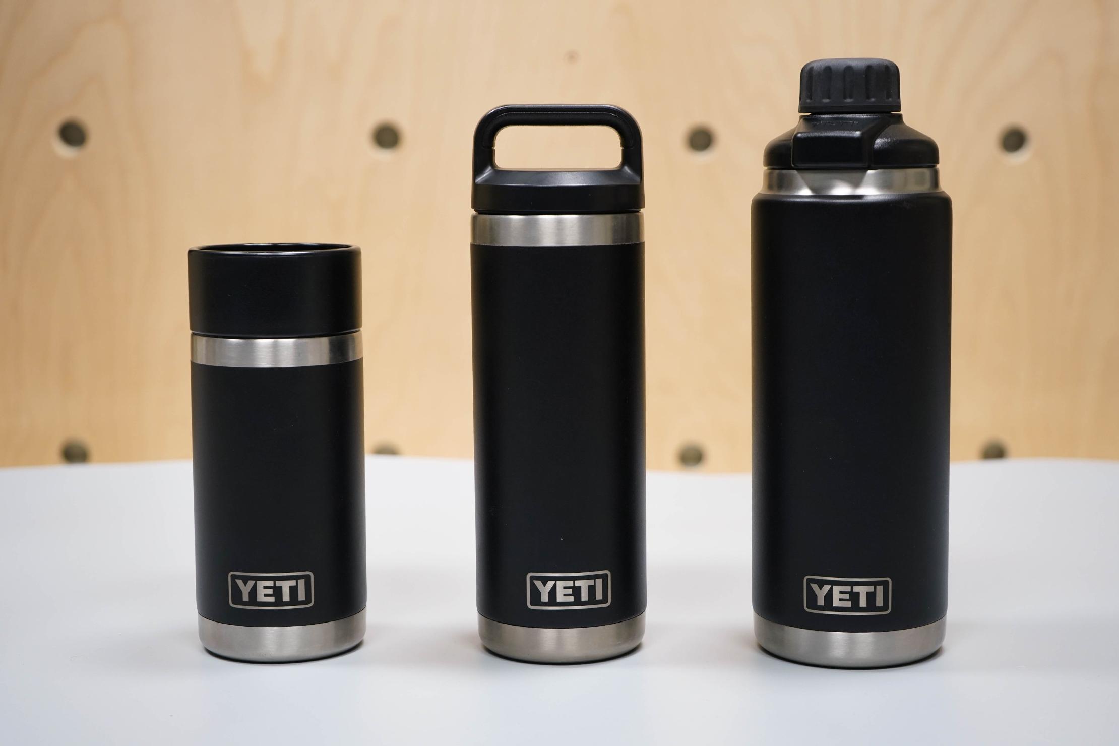 Yeti Rambler 12oz Bottle With HotShot Cap Yeti Sizes