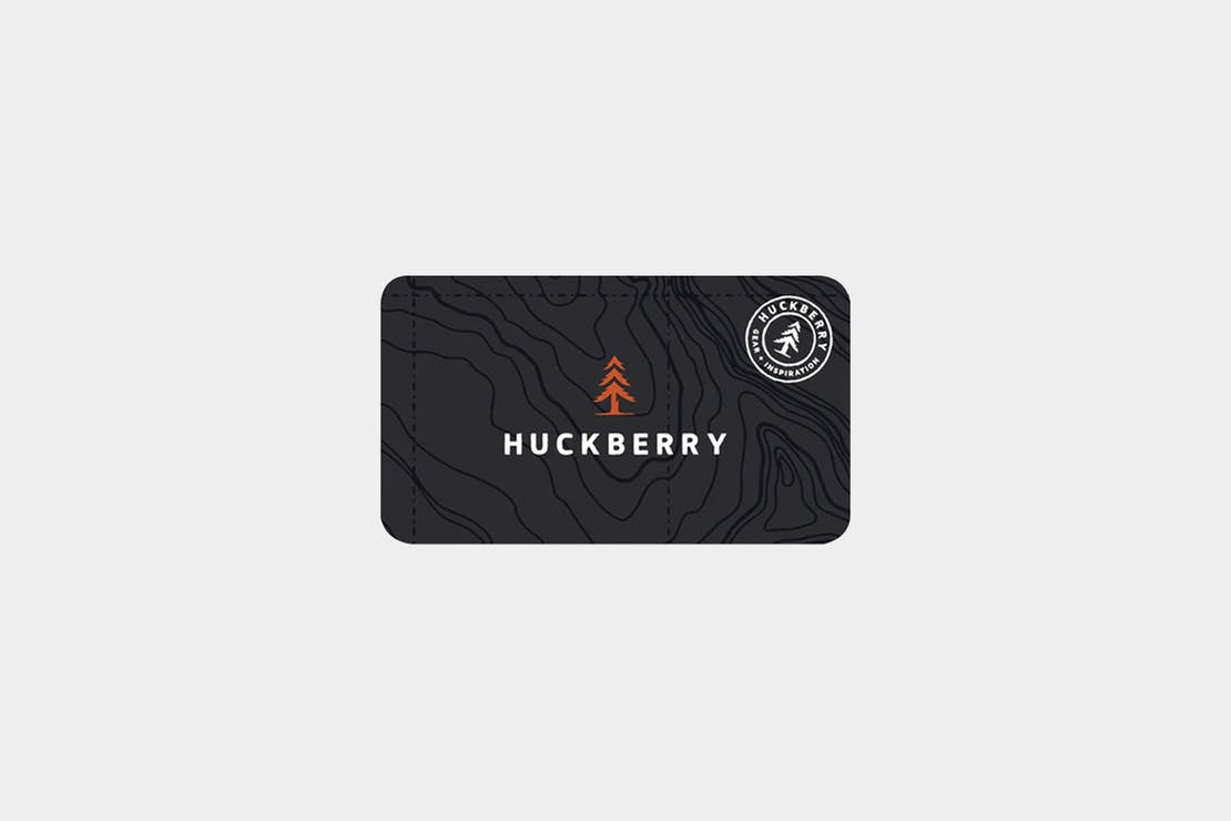 Huckberry Gift Card