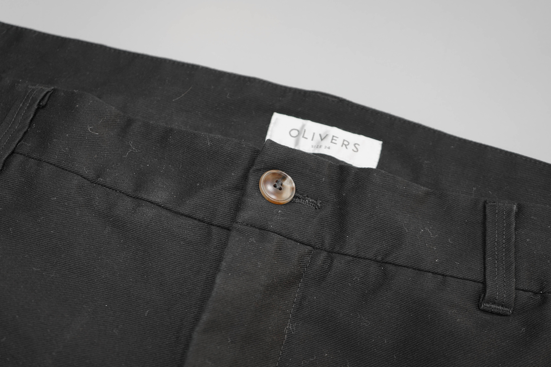 Olivers Charter Chinos Button