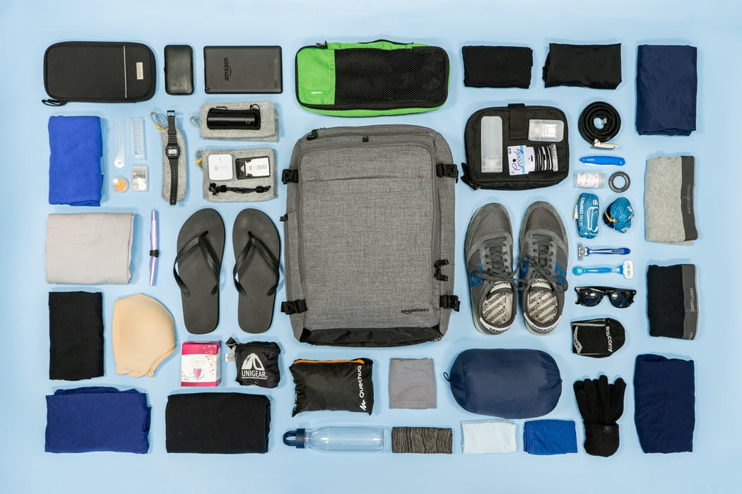 Budget Packing List
