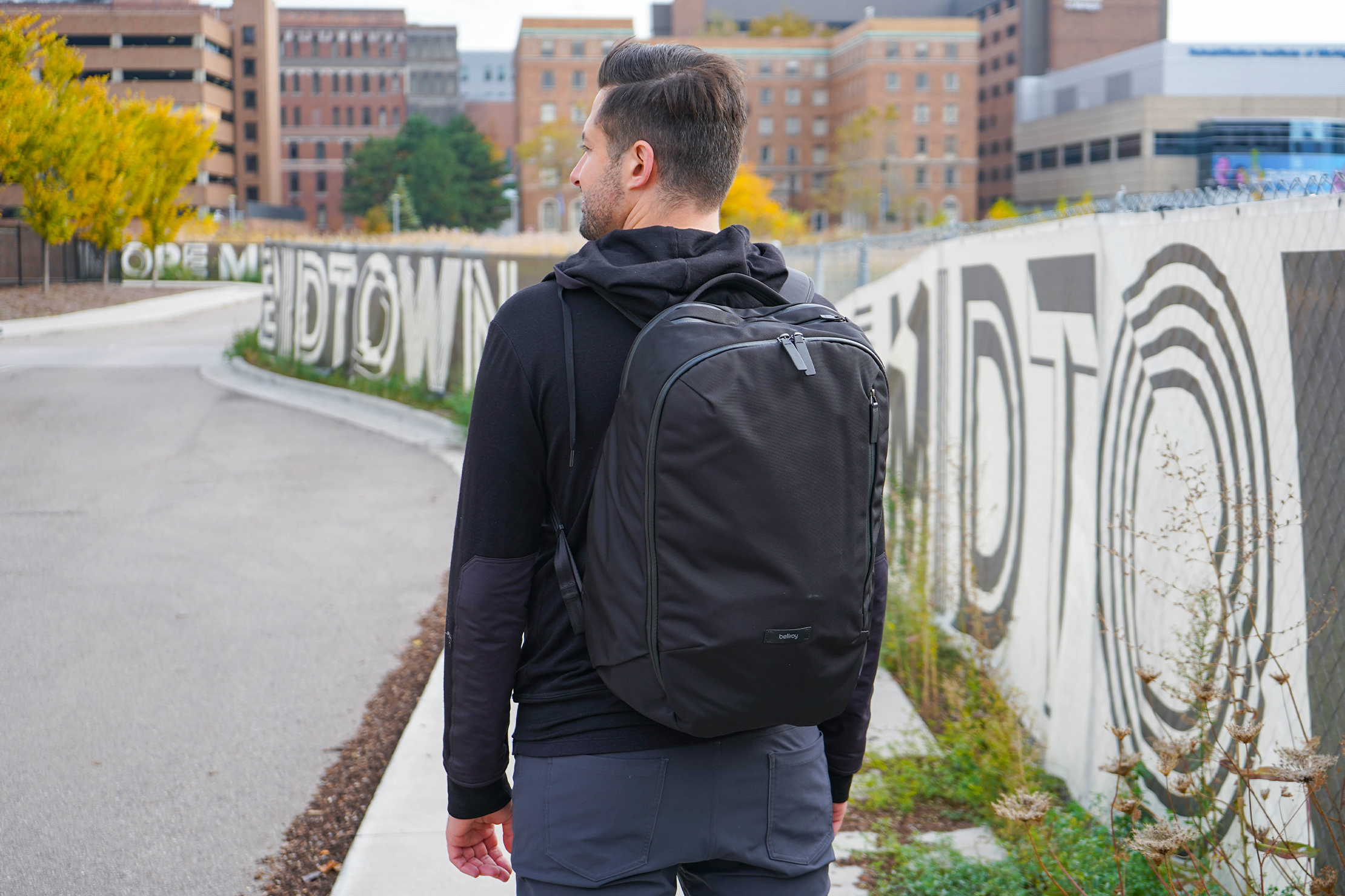 Bellroy Transit Backpack In Detroit