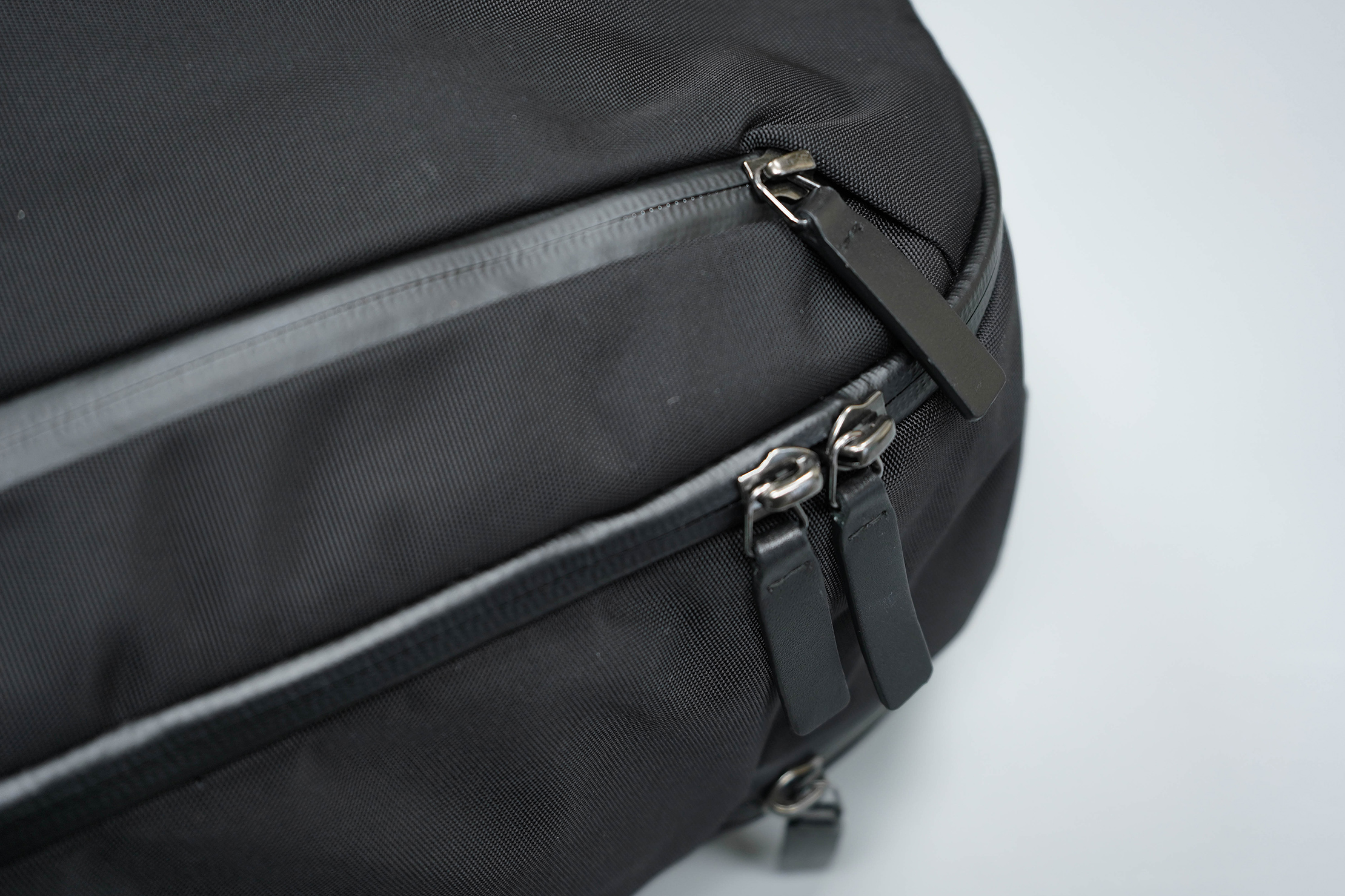 Bellroy Transit Backpack Zippers