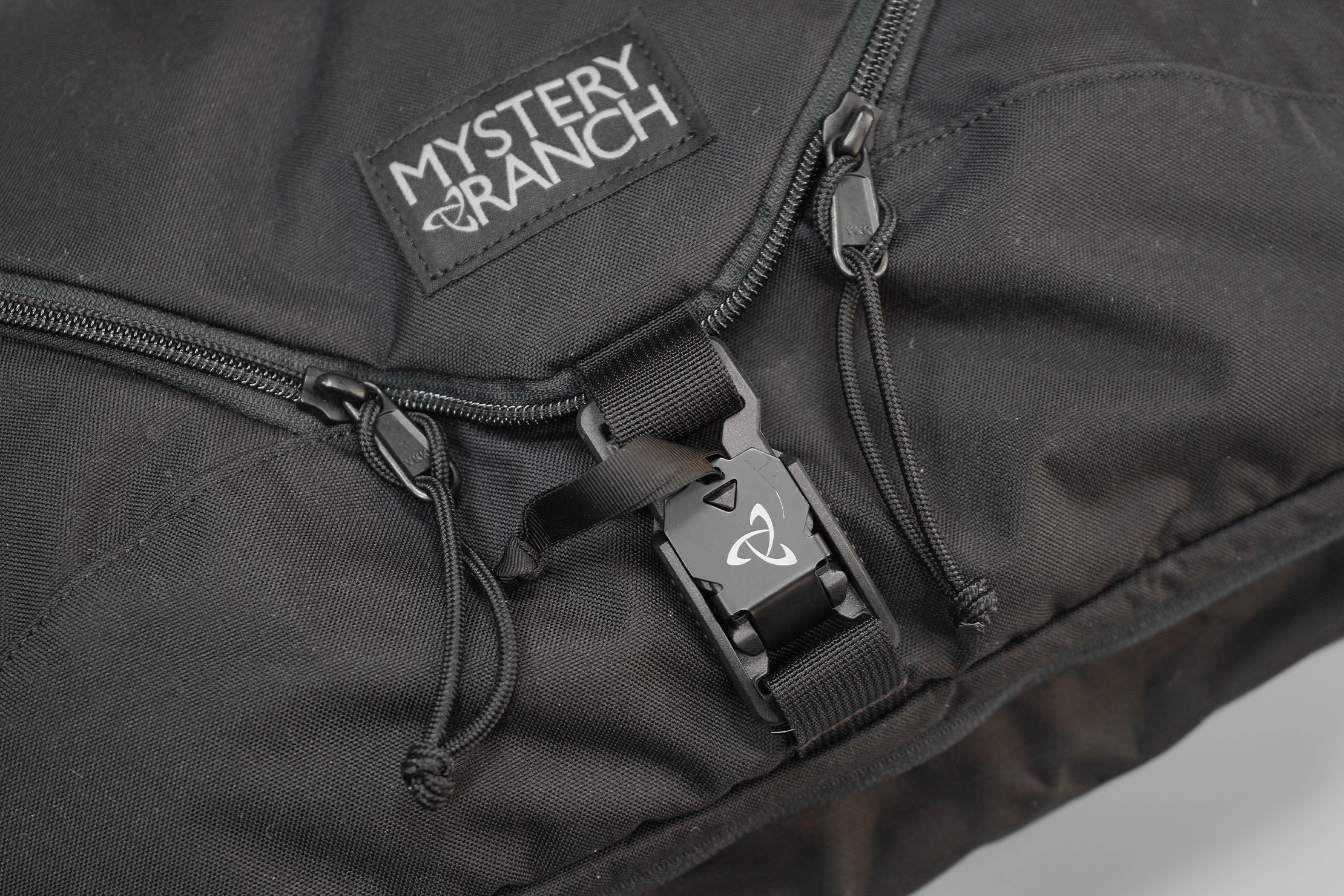 Mystery Ranch 3 Way Briefcase Expandable Buckle