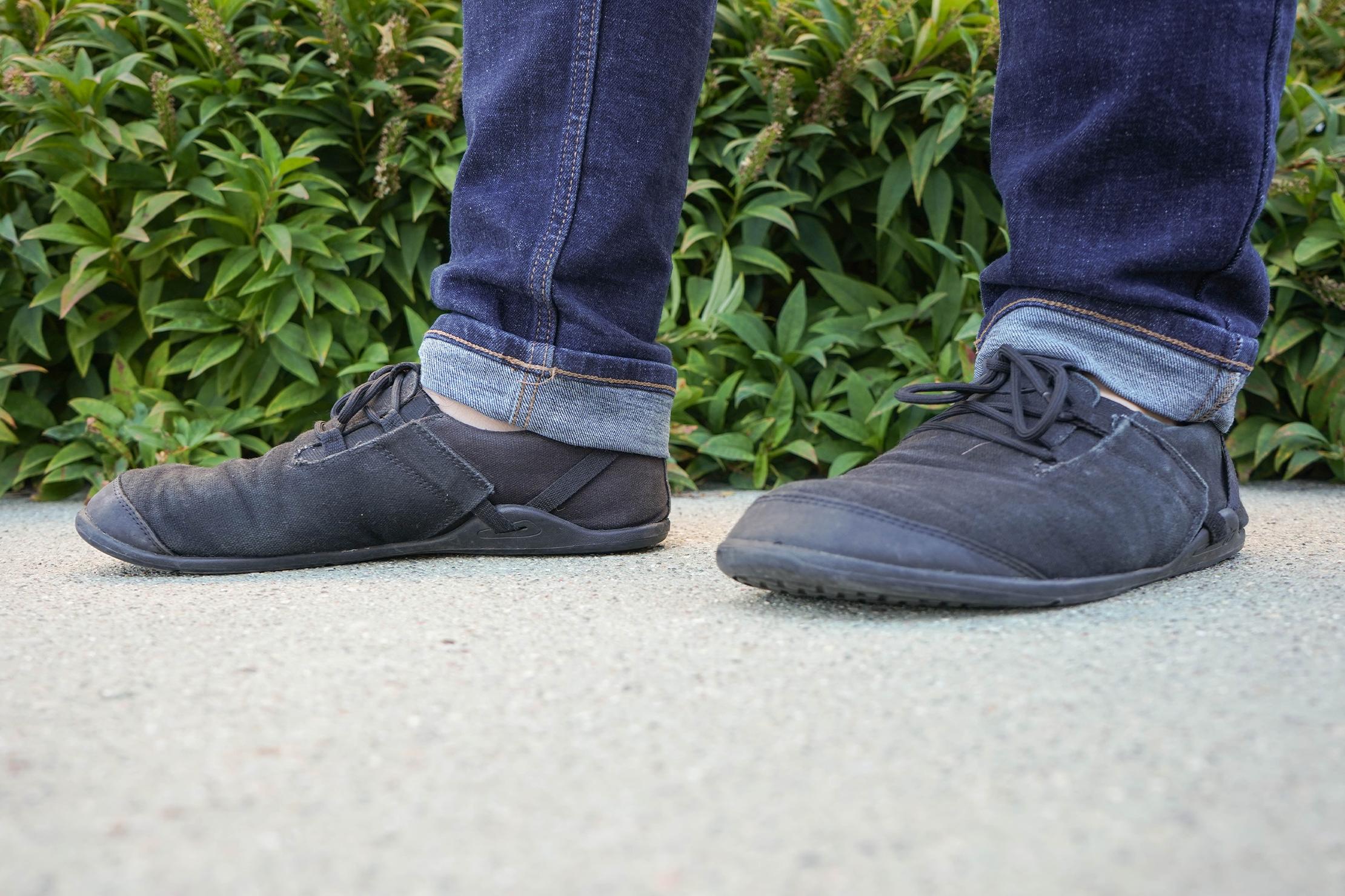 Xero Shoes Hana Men's Heel Drop