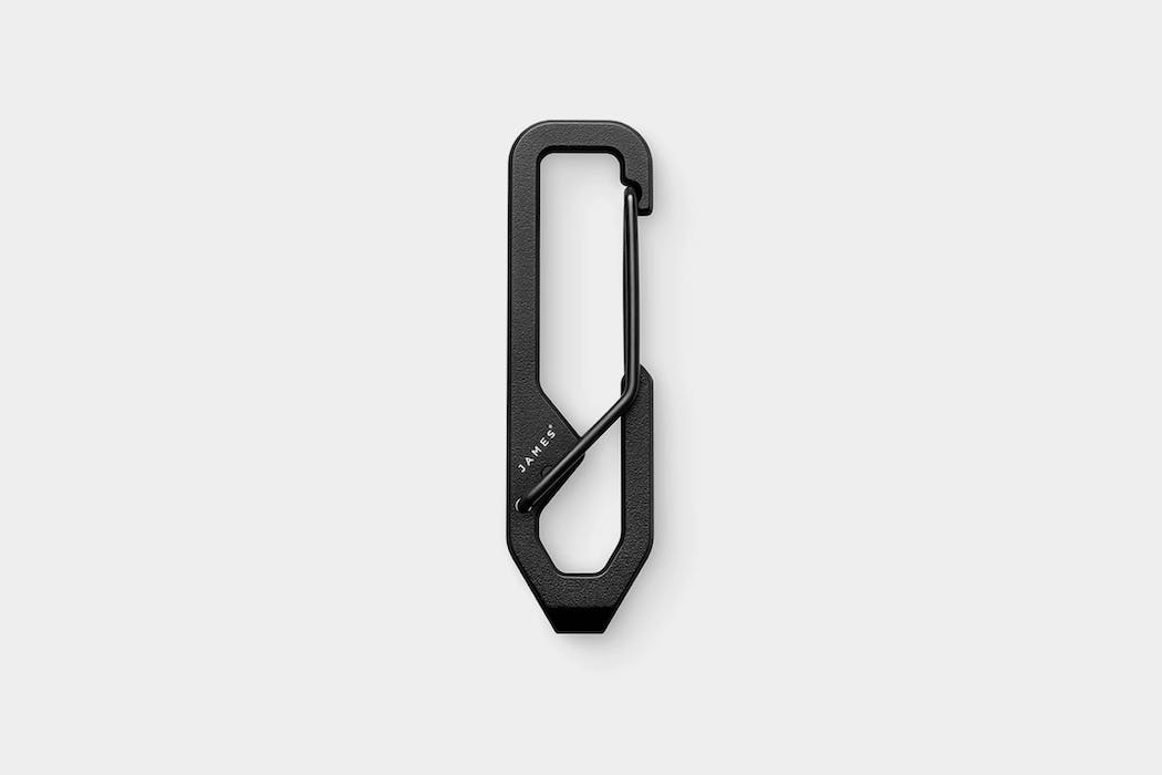 The James Brand The Holcombe Carabiner