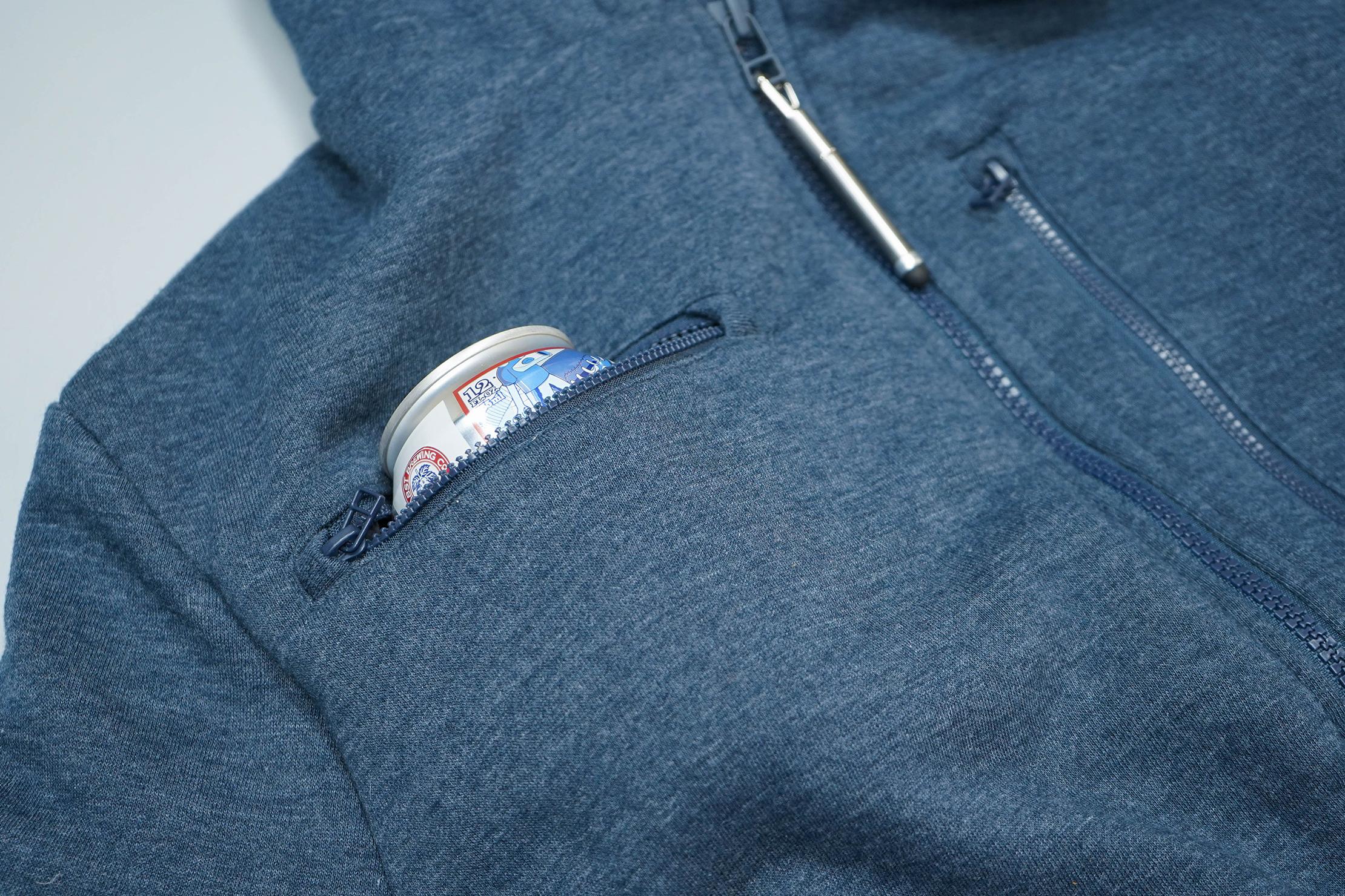 BauBax Sweatshirt 2.0 Can Pocket