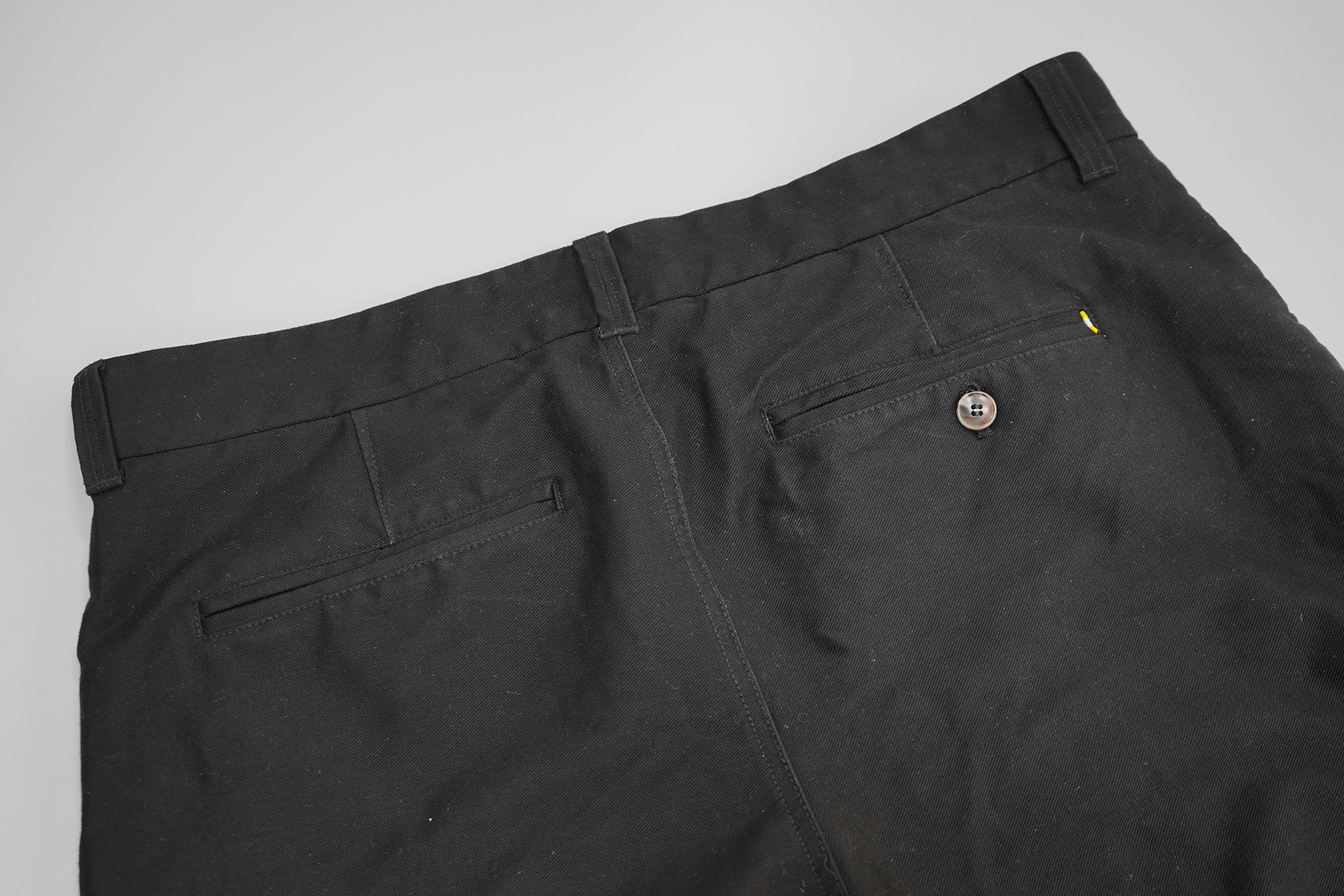 Olivers Charter Chinos Back Pockets