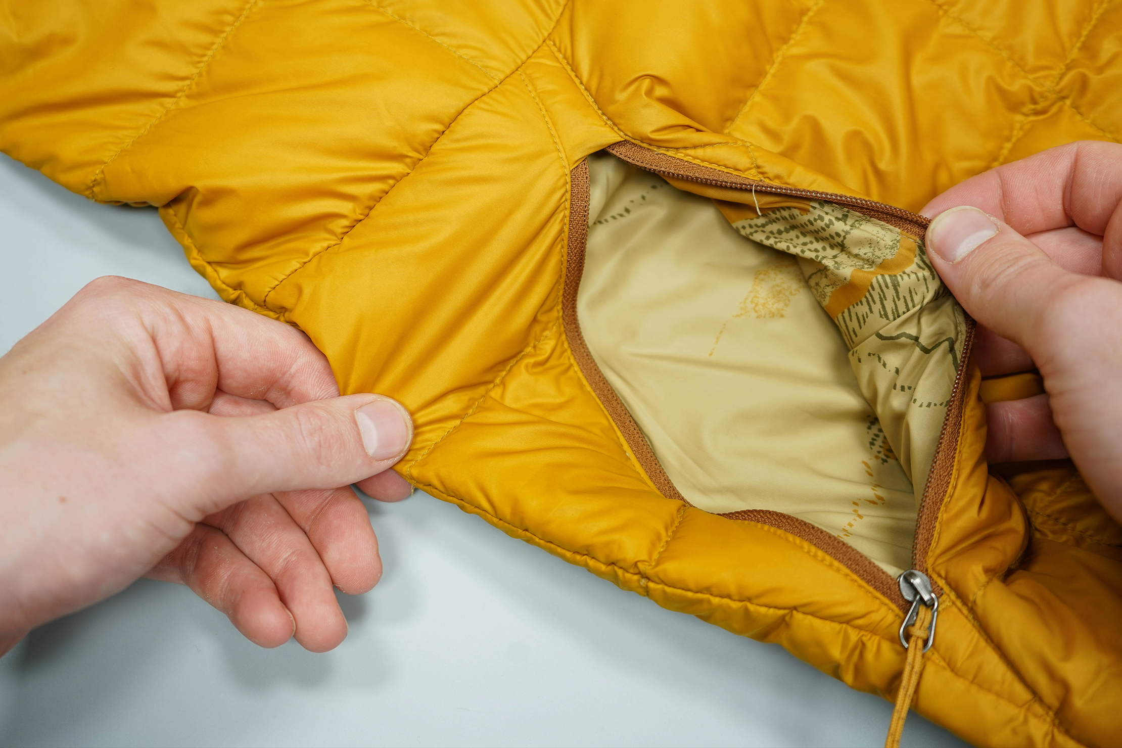 REI 650 Down Jacket 2.0 Front Pockets