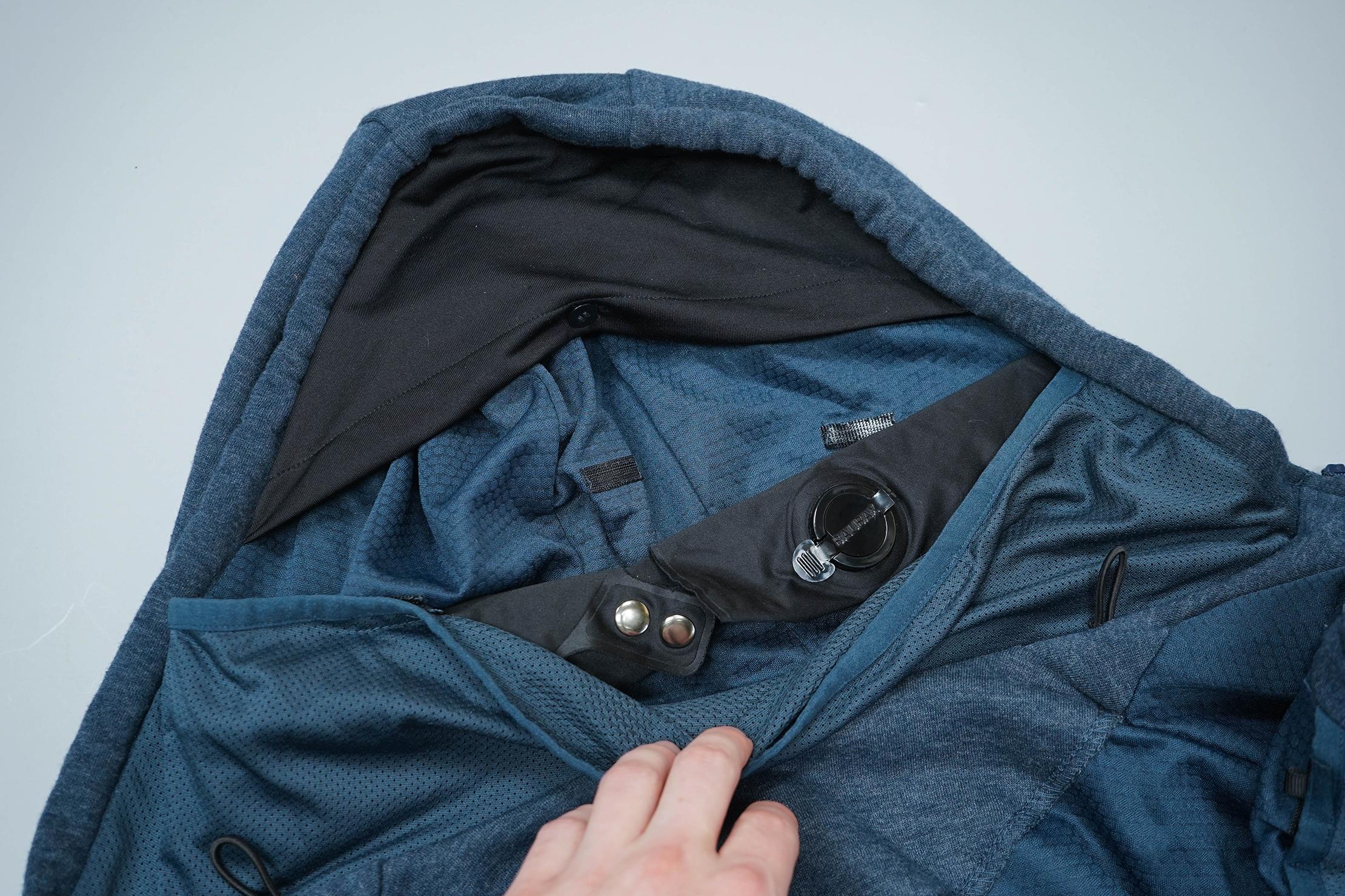 BauBax Sweatshirt 2.0 Neck Pillow
