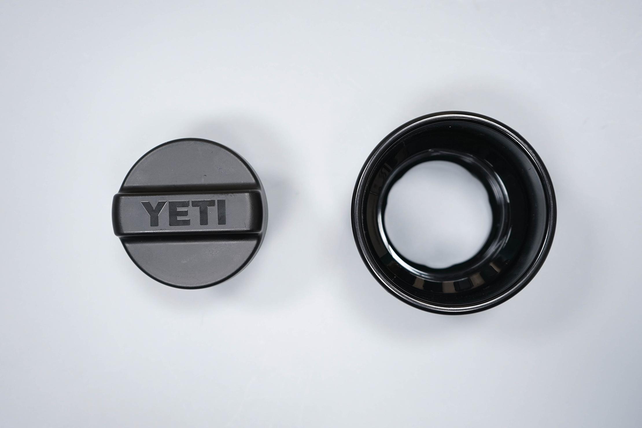 Yeti Rambler 12oz Bottle With HotShot Cap Cap Apart