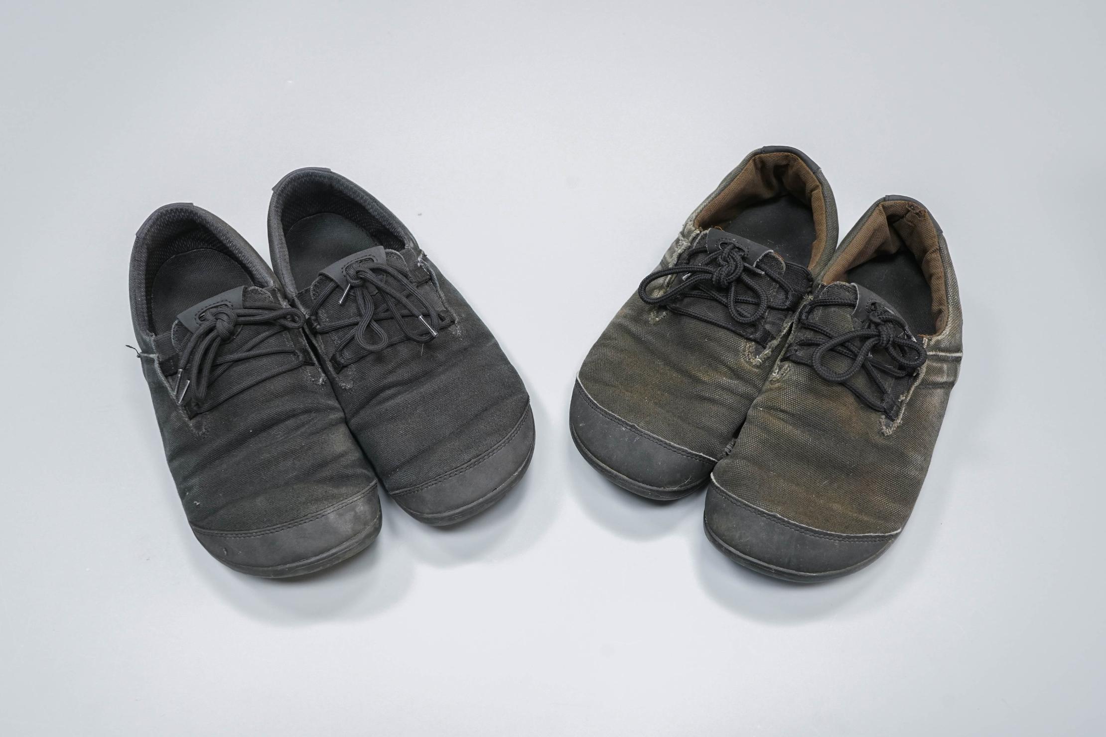 Xero Shoes Hana Men's New Vs Old