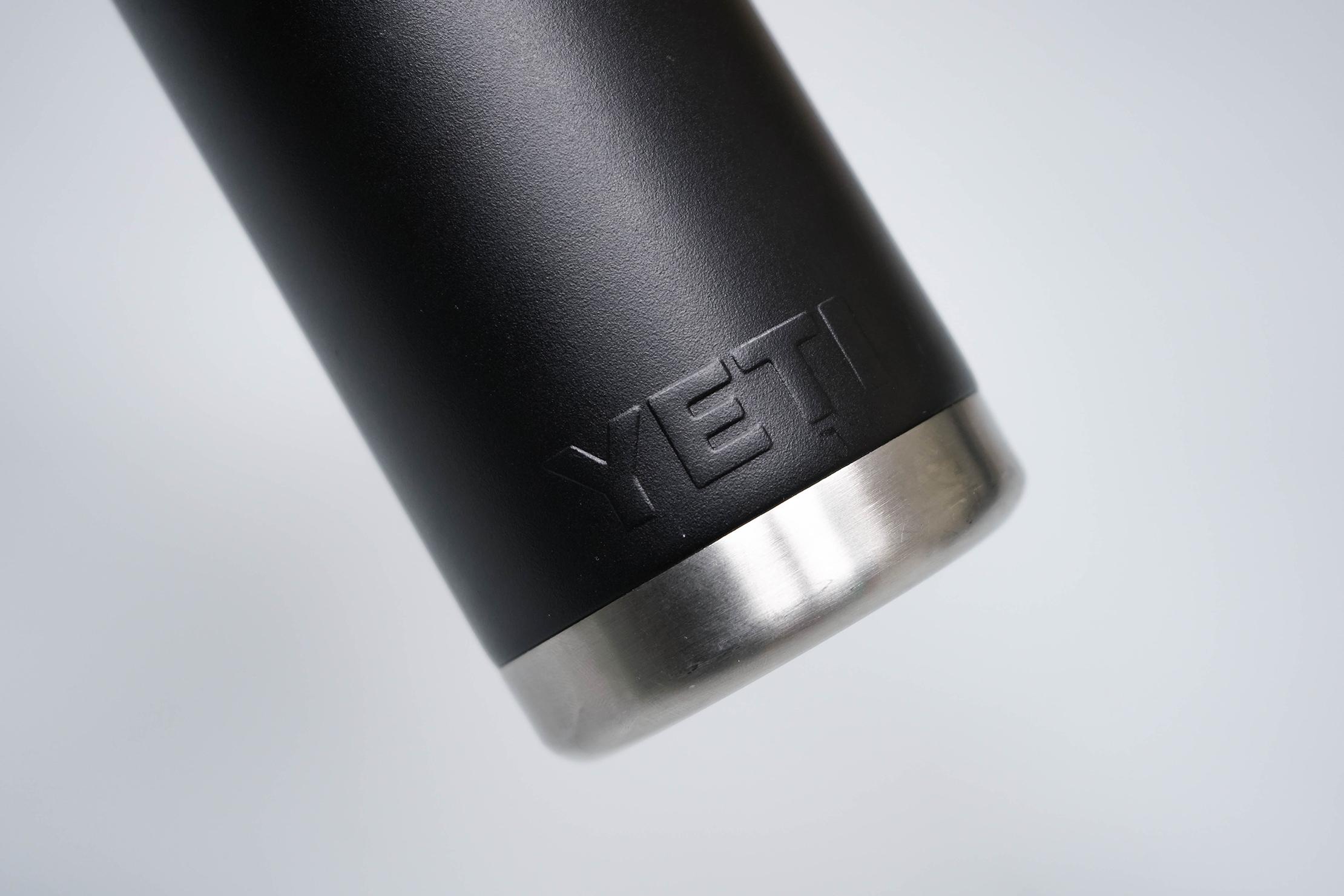 Yeti Rambler 12oz Bottle With HotShot Cap Body