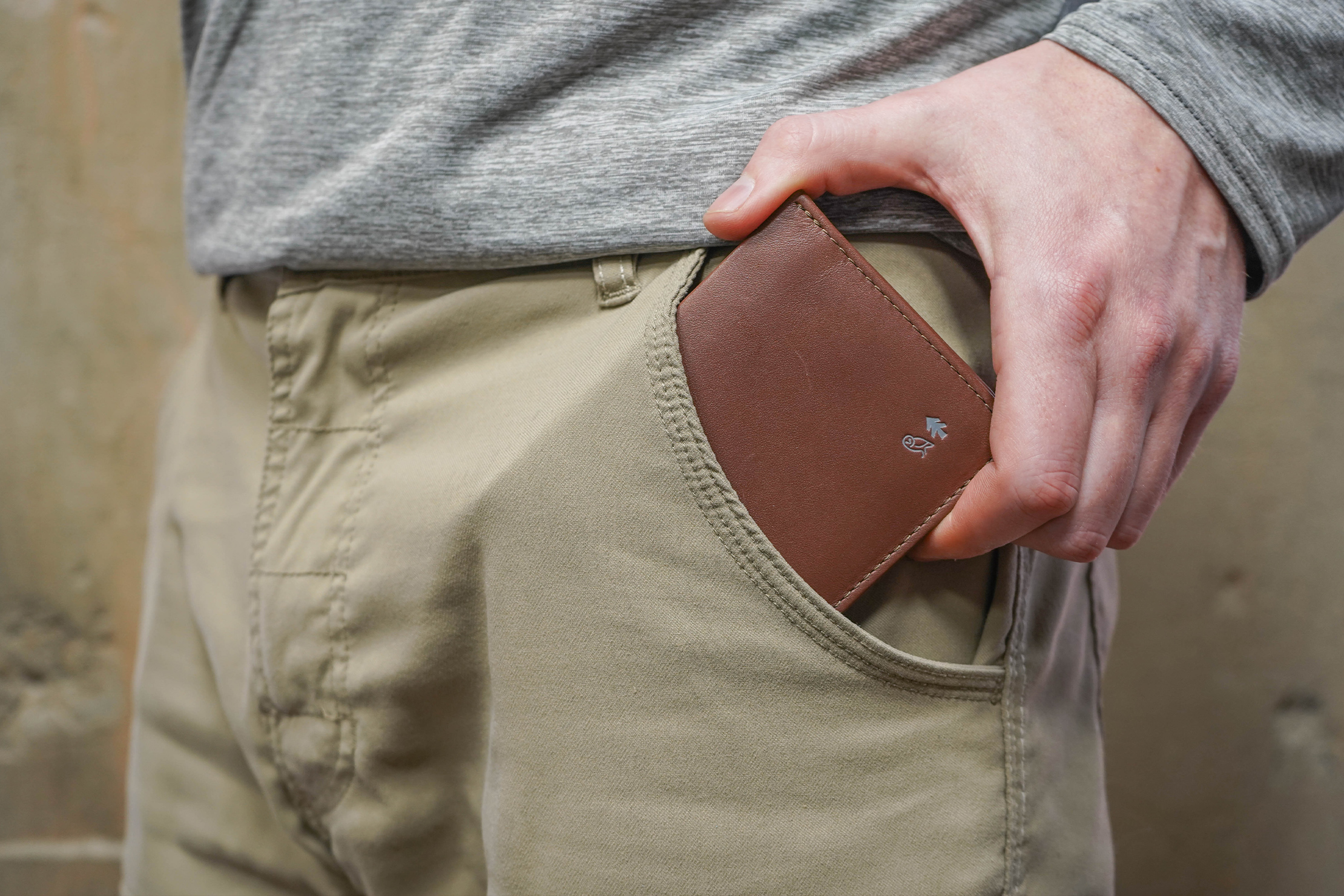 Bellroy Hide And Seek RFID Wallet Huckberry Exclusive In Pocket