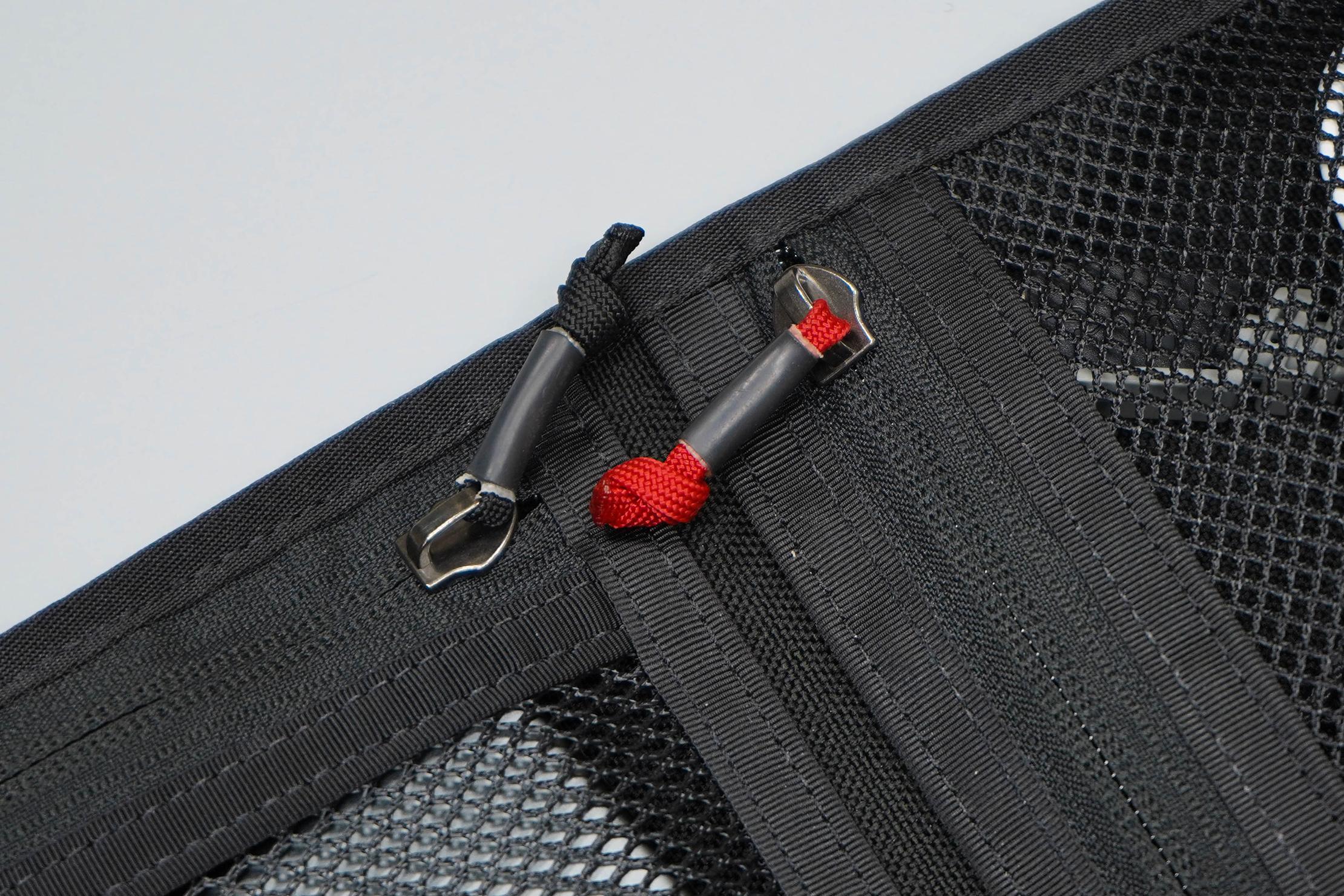 GORUCK Wire Dopp Zippers