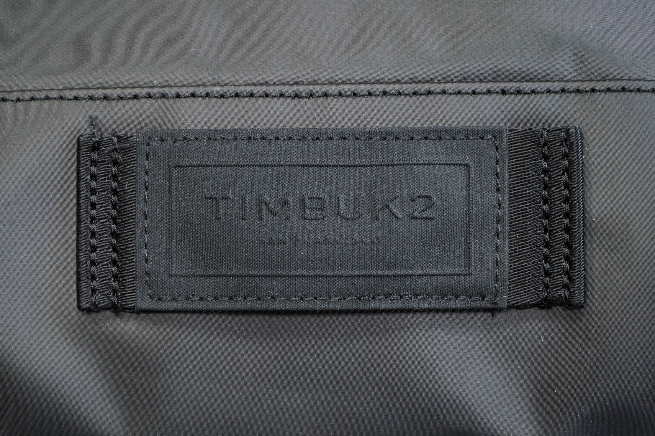Timbuk2 Tech Roll Top Backpack Logo