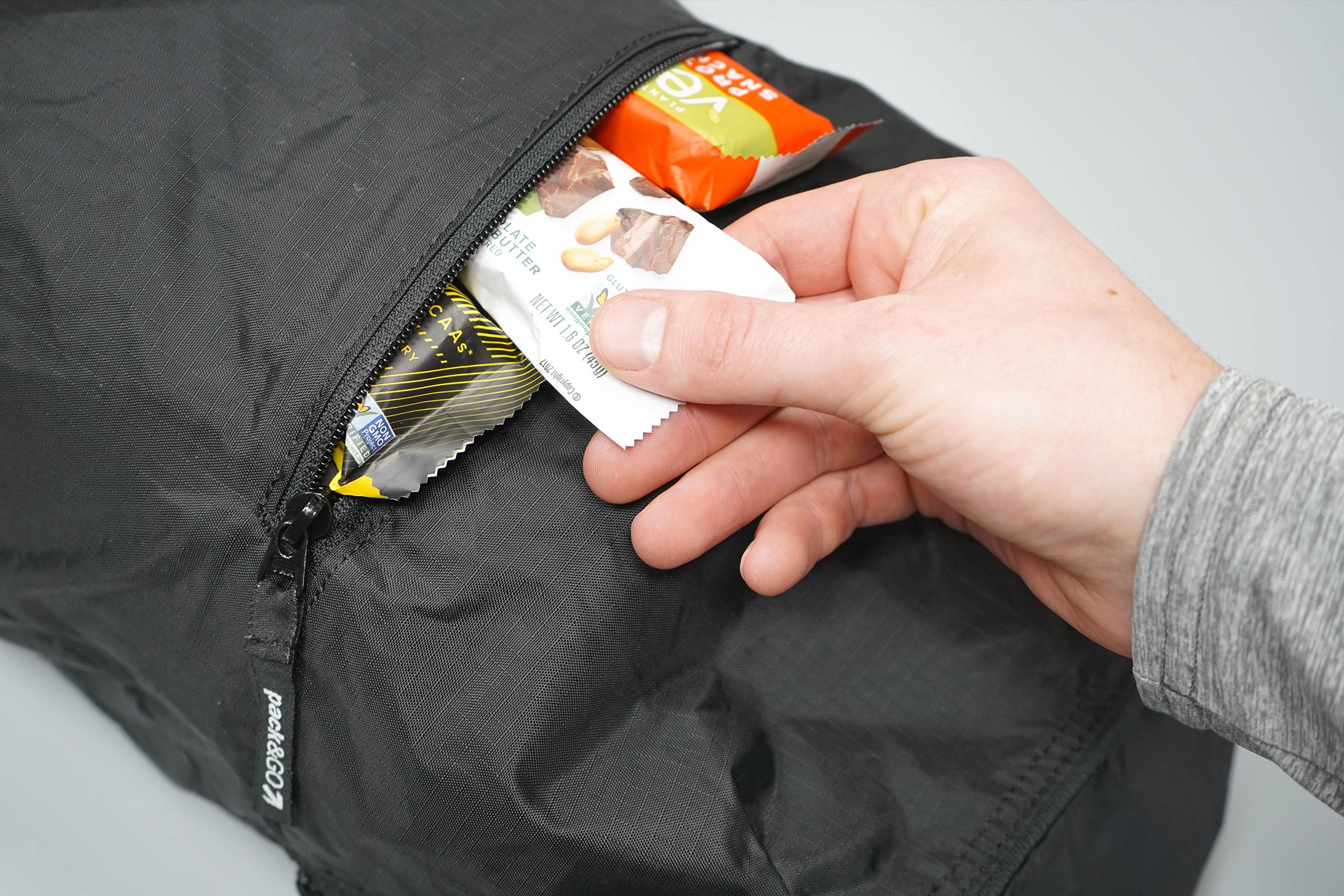 Kathmandu Pocket Pack V4 Front Pocket
