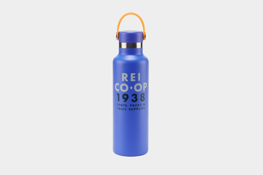 Hydro Flask Standard-Mouth Water Bottle with Flex Cap 21 oz (REI Exclusive)