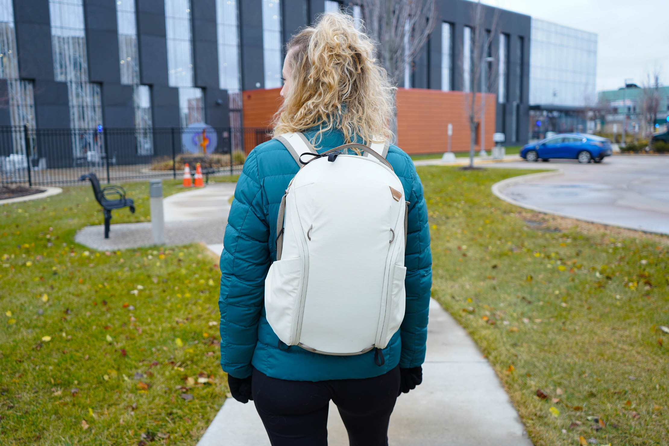 Peak Design Everyday Backpack Zip 15L (V2) In Detroit