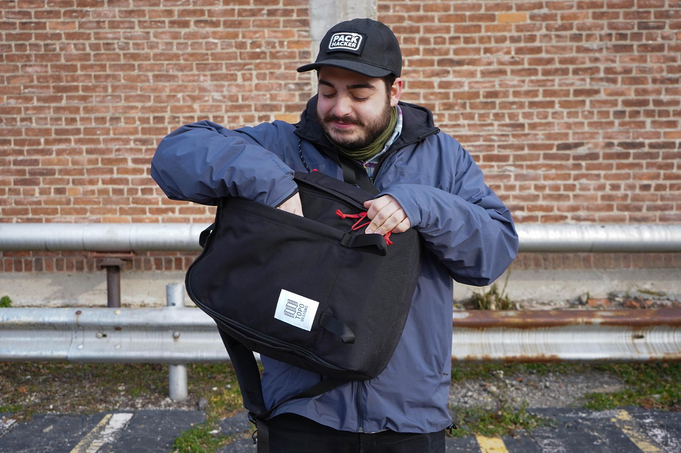 Topo Designs Core Pack In Detroit