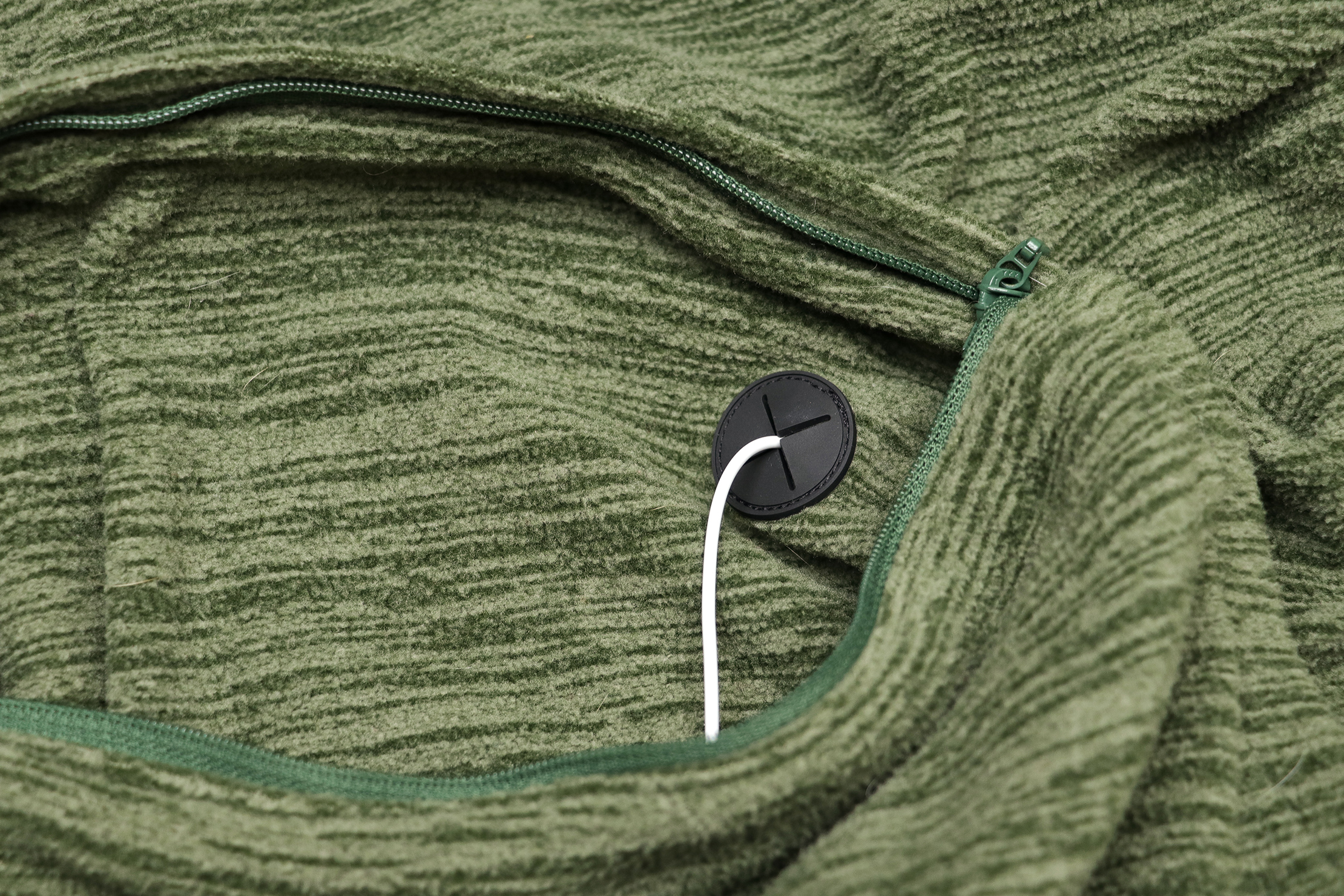 Coalatree Evolution Hoodie Headphone Passthrough