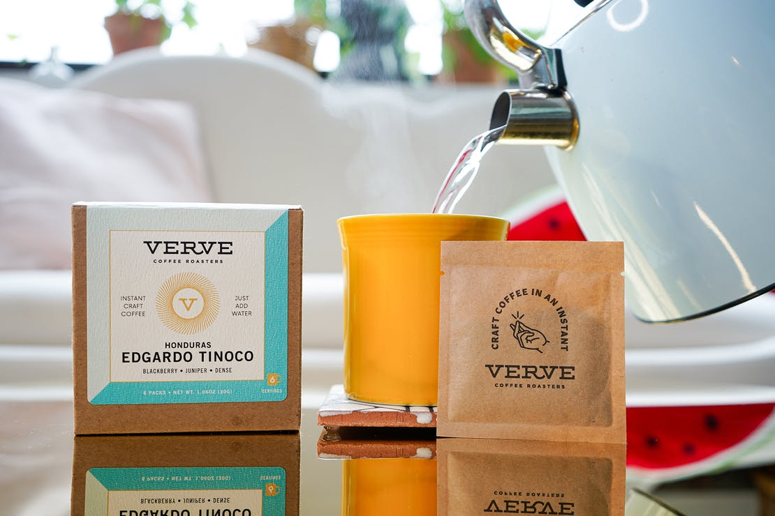 Verve Coffee Edgardo Tinoco Instant Craft Coffee