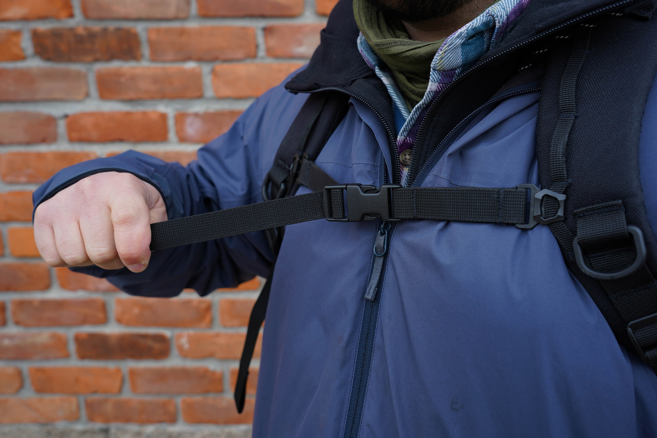 Topo Designs Core Pack Sternum Strap
