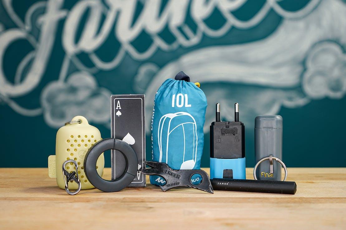 Tiny Travel Accessories