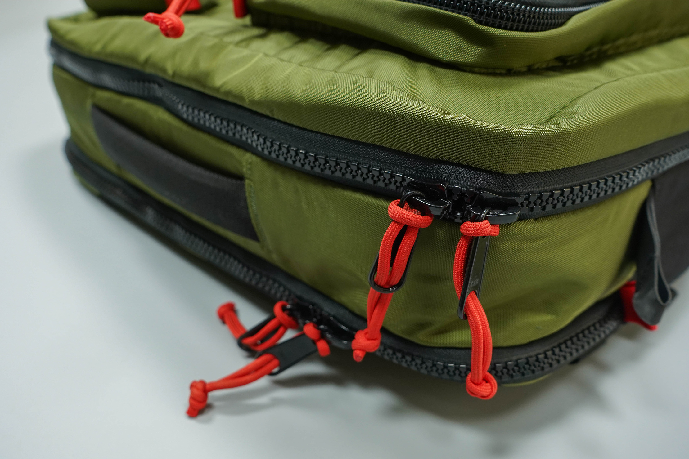 Topo Designs Global Briefcase 3-Day Zippers