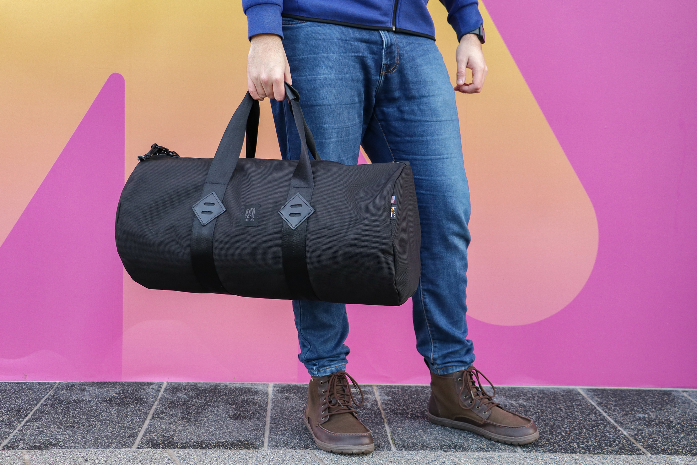 Topo Designs Classic Duffel In Essex, England