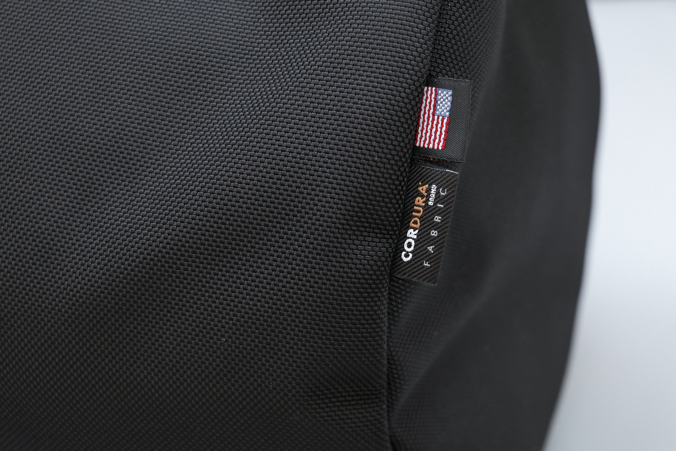 Topo Designs Classic Duffel Fabric And Tags