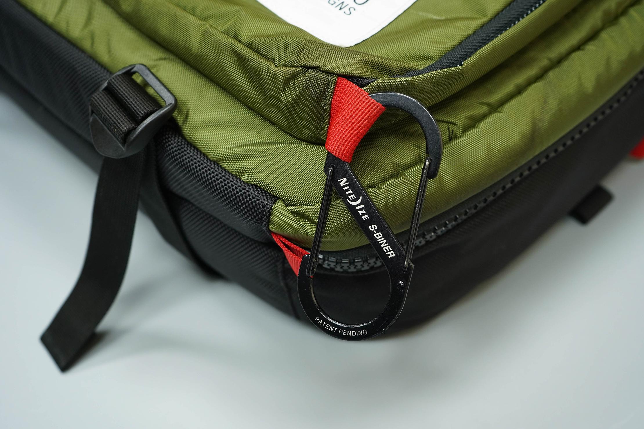 Topo Designs Global Briefcase 3-Day External Loop