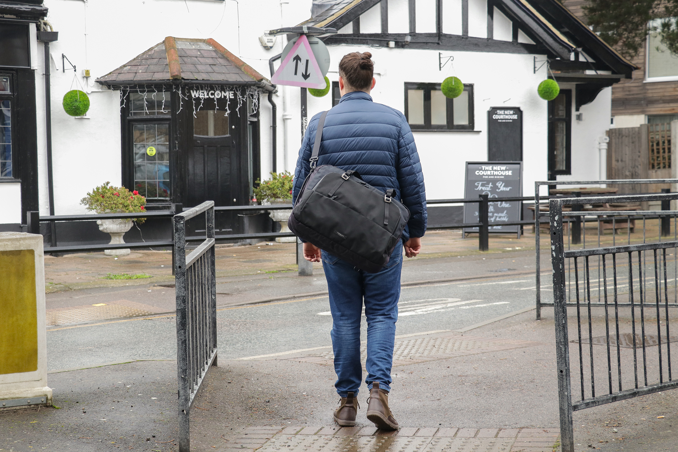 Timbuk2 Never Check Backpack Duffel In Essex England