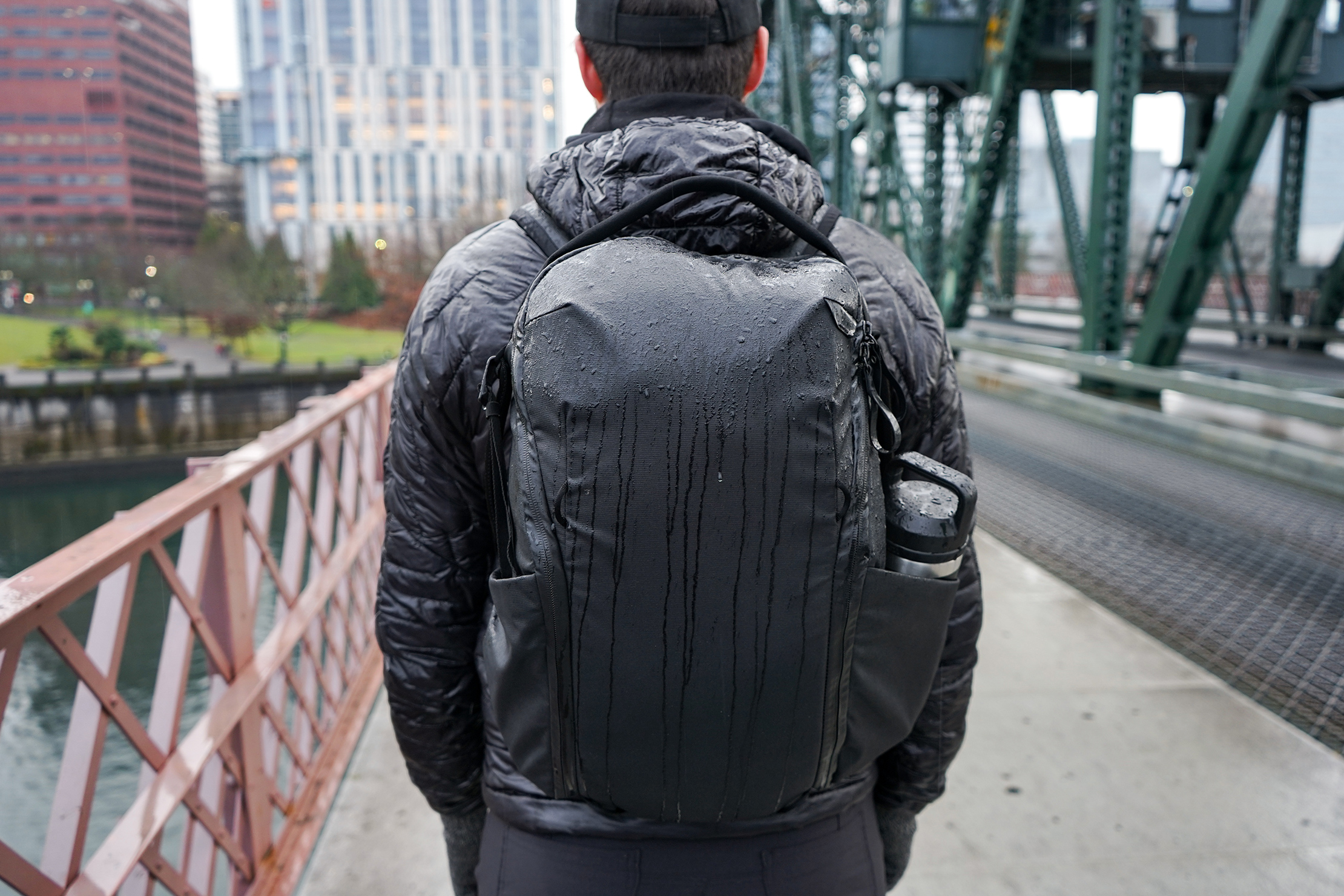 Peak Design Everyday Backpack Zip 20L In Portland Rain