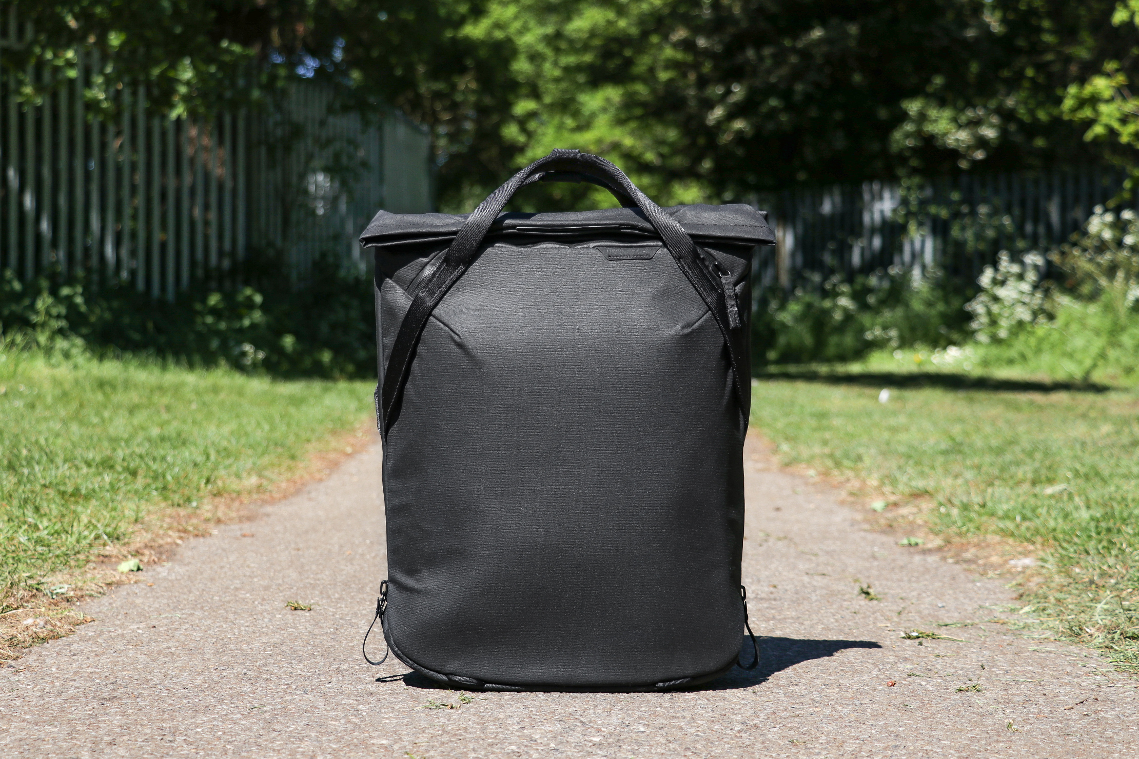 Peak Design Everyday Totepack V2 Standing Up On Its Own