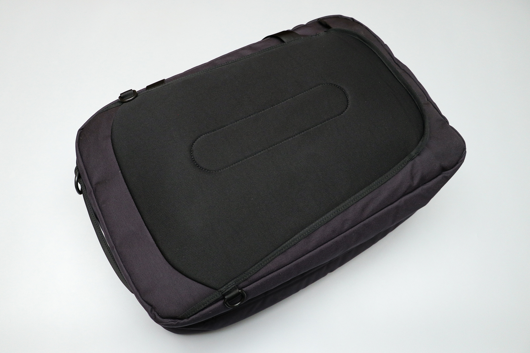 Timbuk2 Never Check Backpack Duffel Back Panel