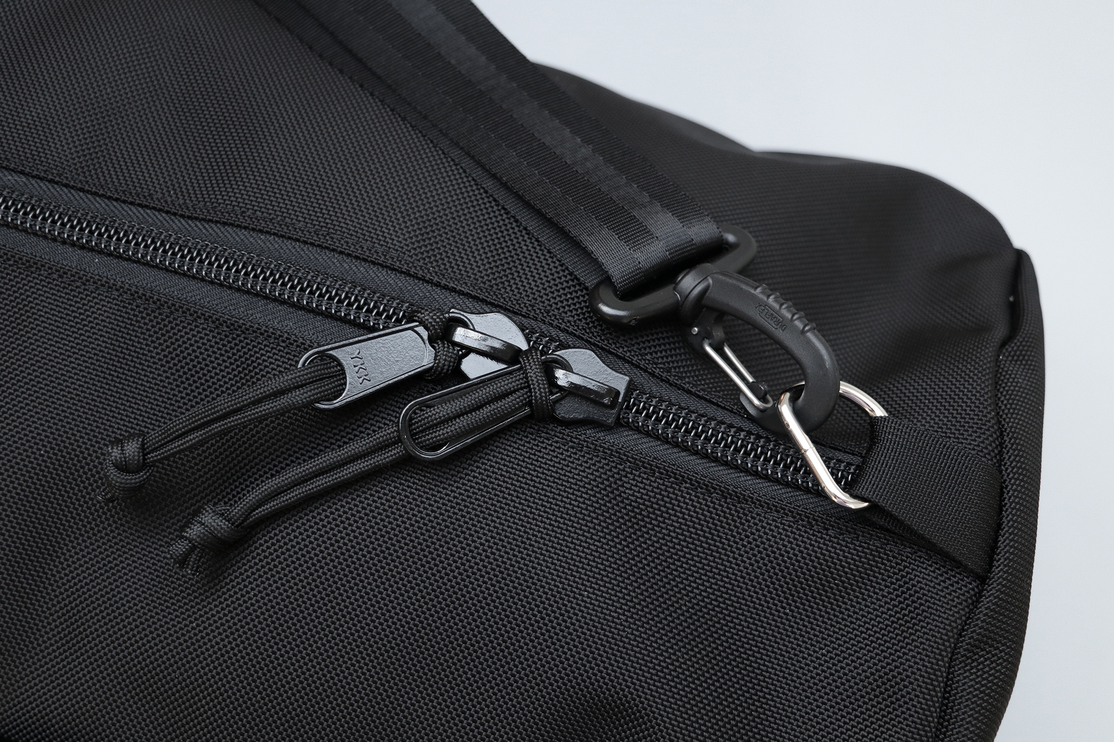 Topo Designs Classic Duffel Zippers And Hardware
