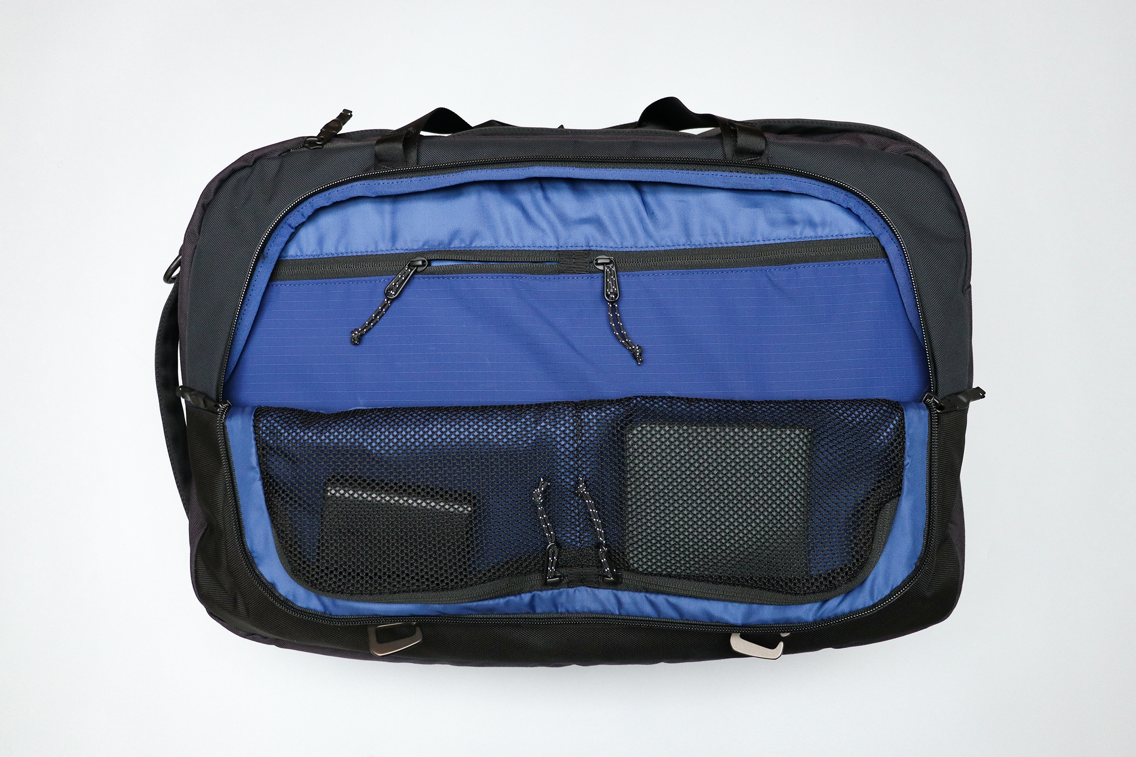 Timbuk2 Never Check Backpack Duffel Front Compartment