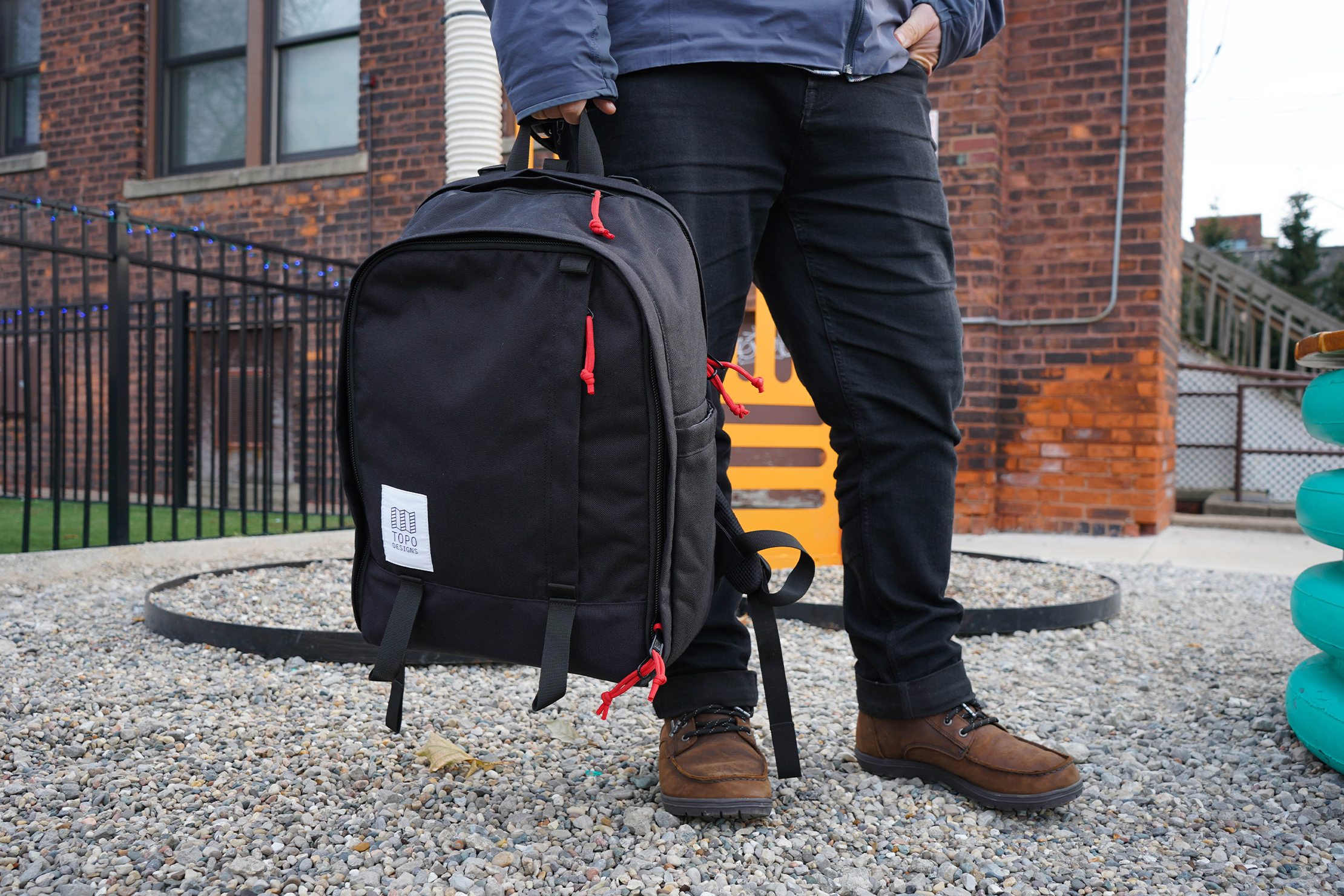 Topo Designs Core Pack Top Handle