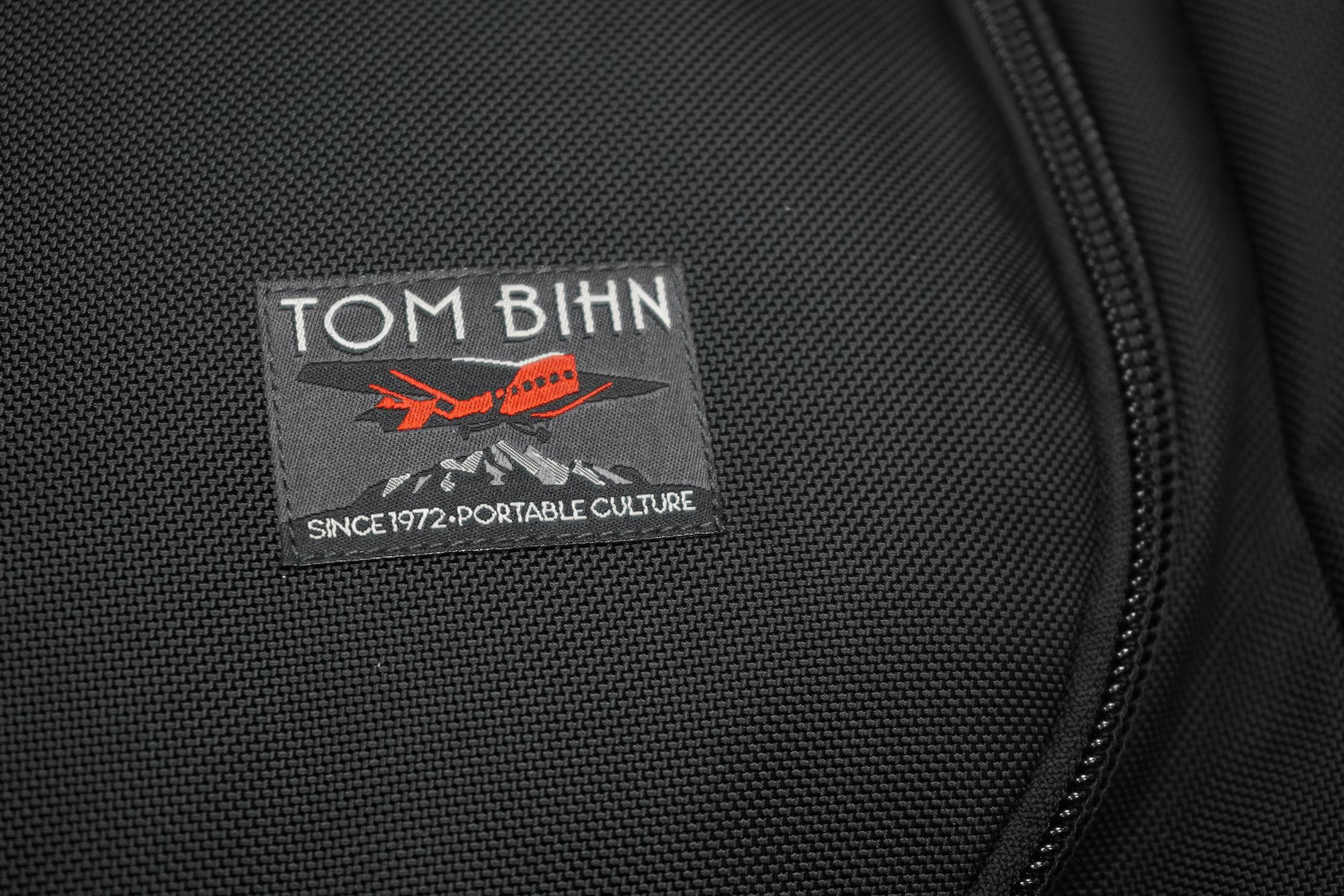 Tom Bihn Aeronaut 45 Logo