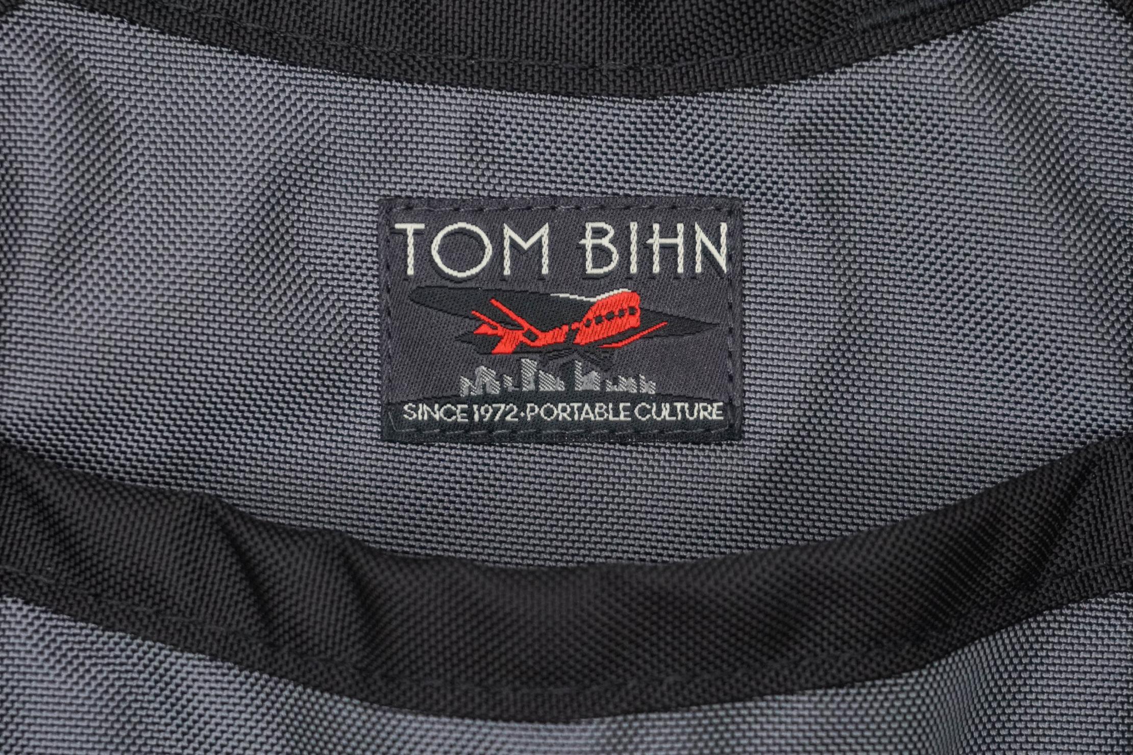 Tom Bihn Pick-Up Truck Logo