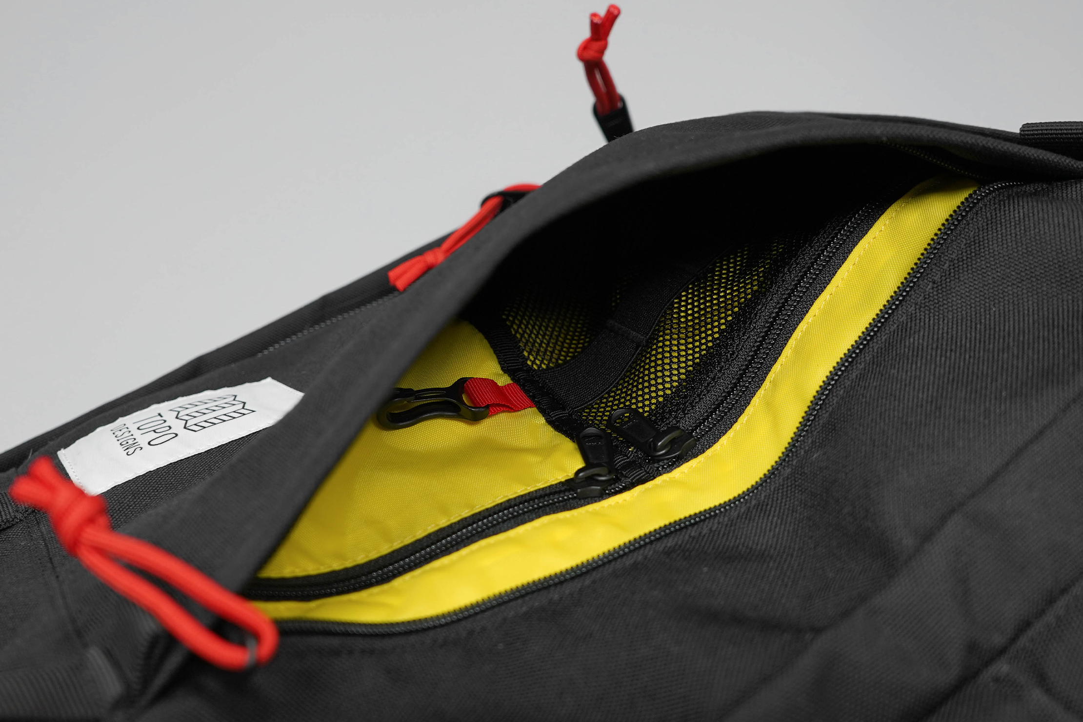 Topo Designs Core Pack Front Pocket