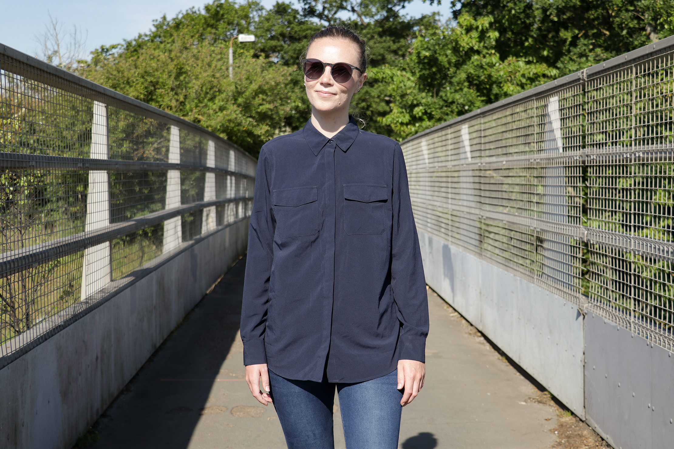 Bluffworks Azores Blouse In Essex England