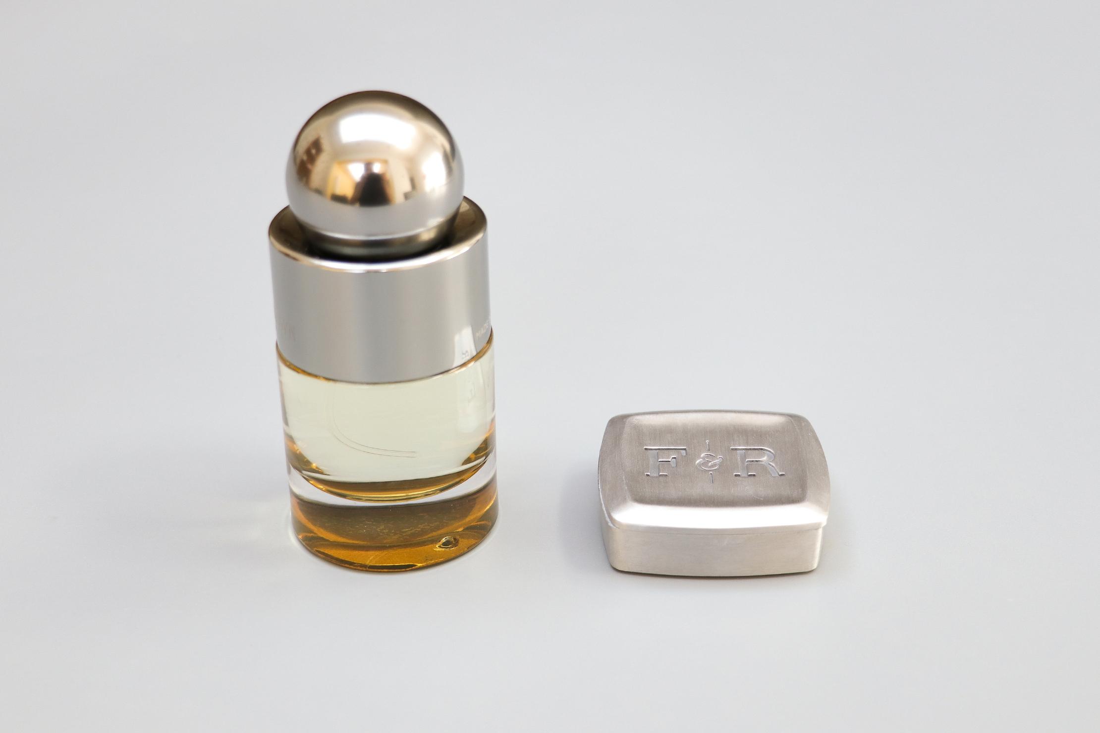 Fulton & Roark Solid Cologne Size Comparison