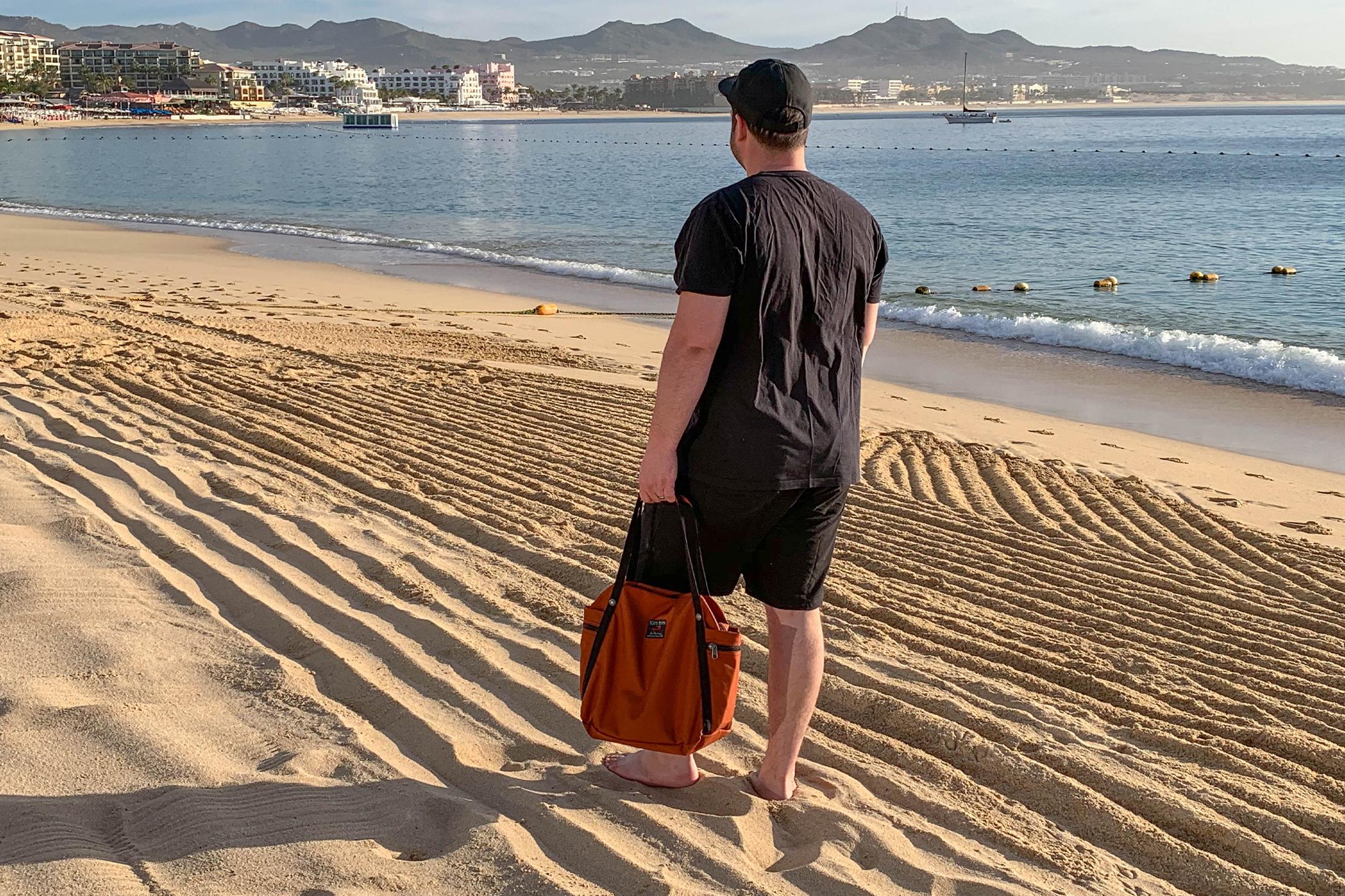 Tom Bihn Pop Tote In Cabo San Lucas