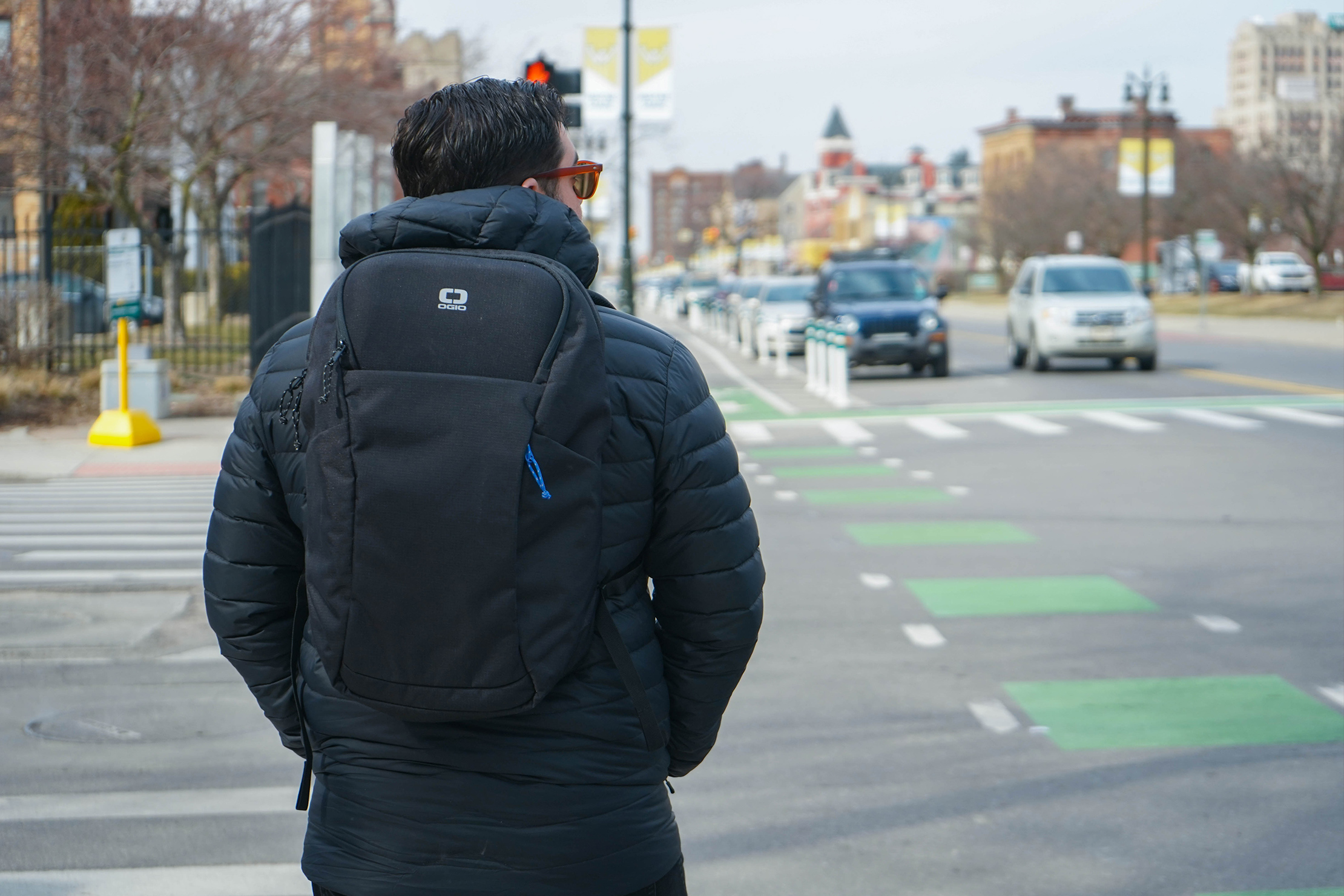 Ogio Shadow Flux 420 Backpack In Detroit